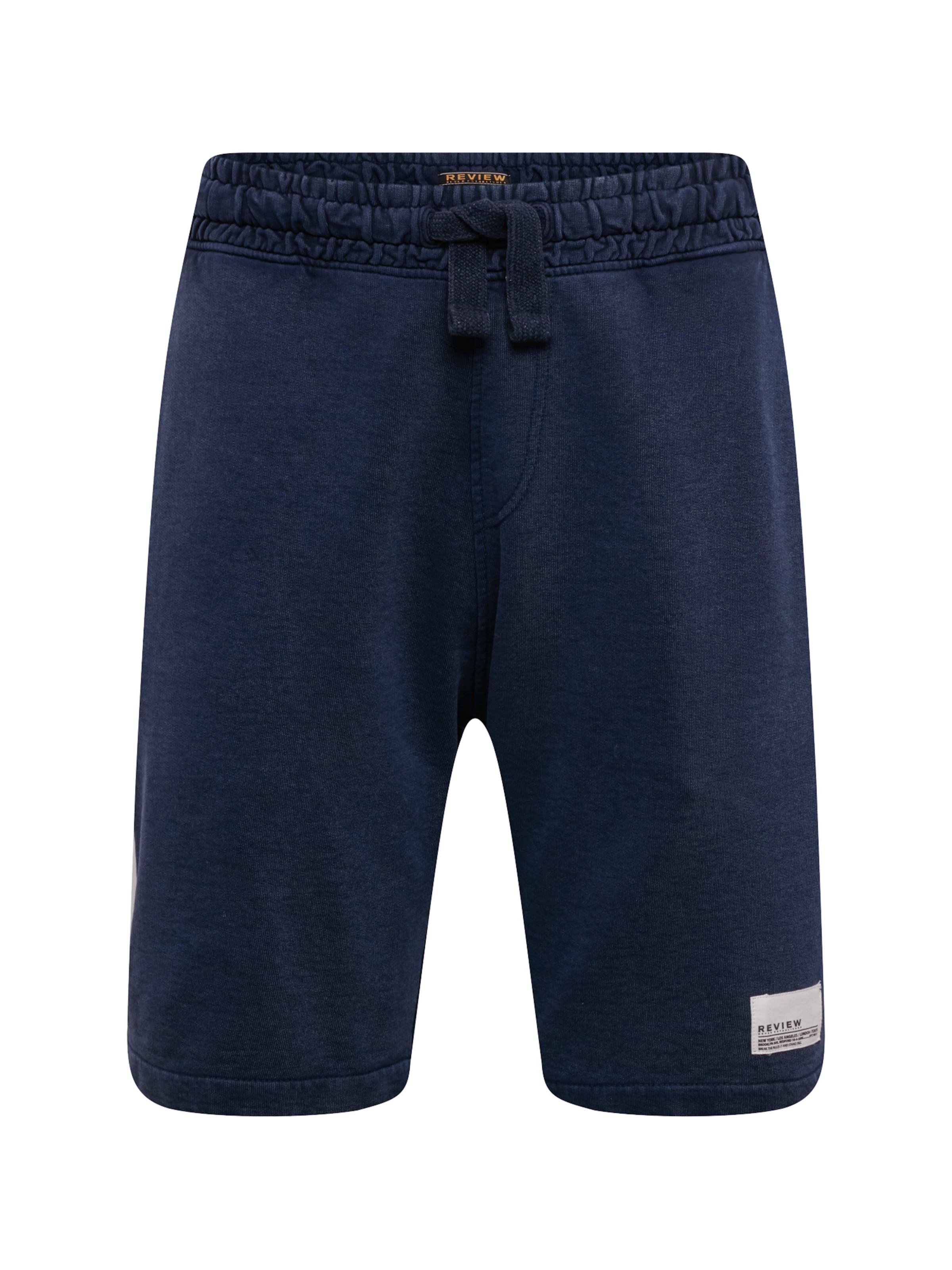 'shorts Easy' Navy In Broek Review 0OnkPw