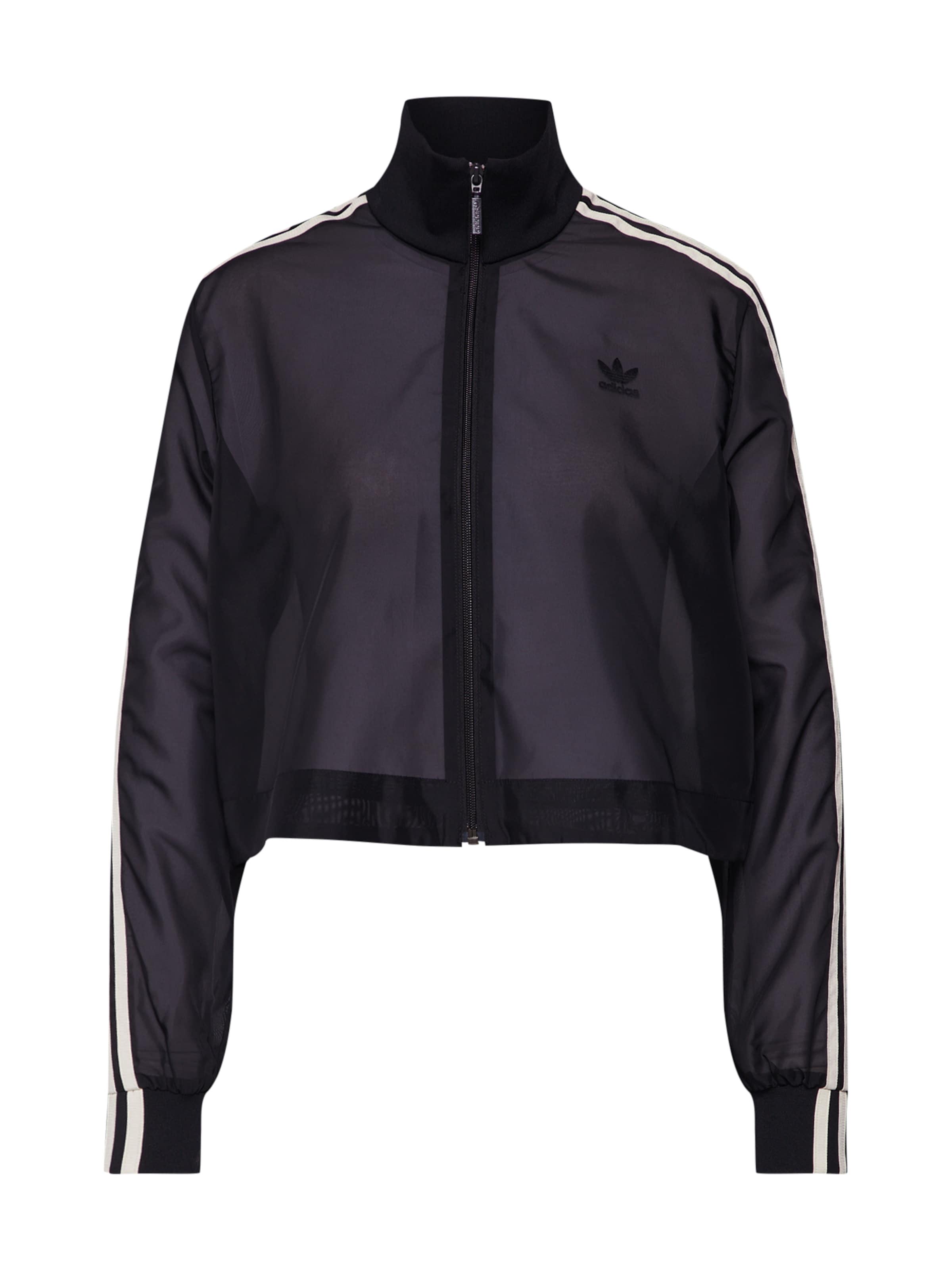SchwarzWei Adidas Originals Jacke In 'orginals' eH2WYE9DI