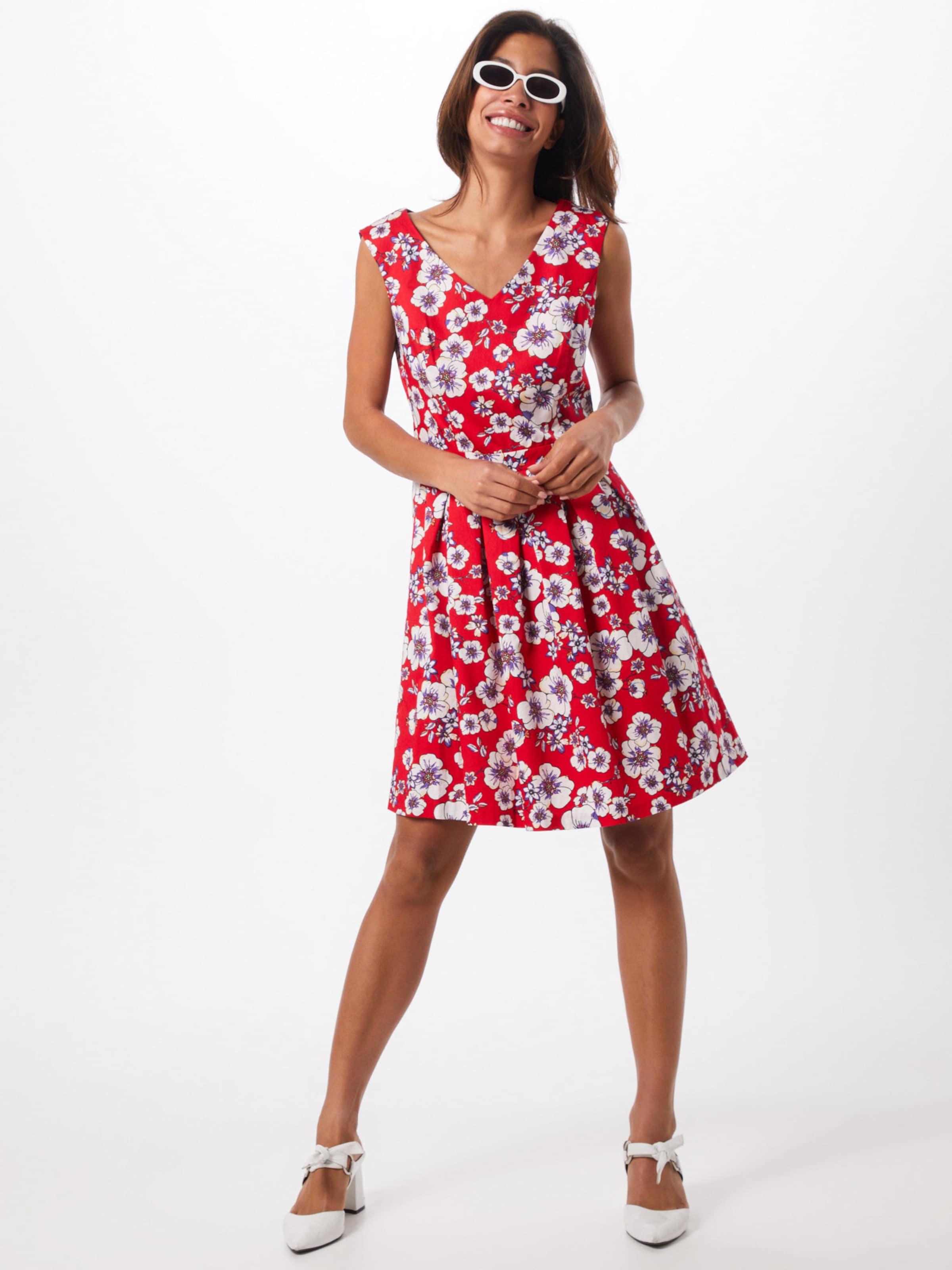 Label S Red Kleid oliver In MischfarbenRot TlcKF13J