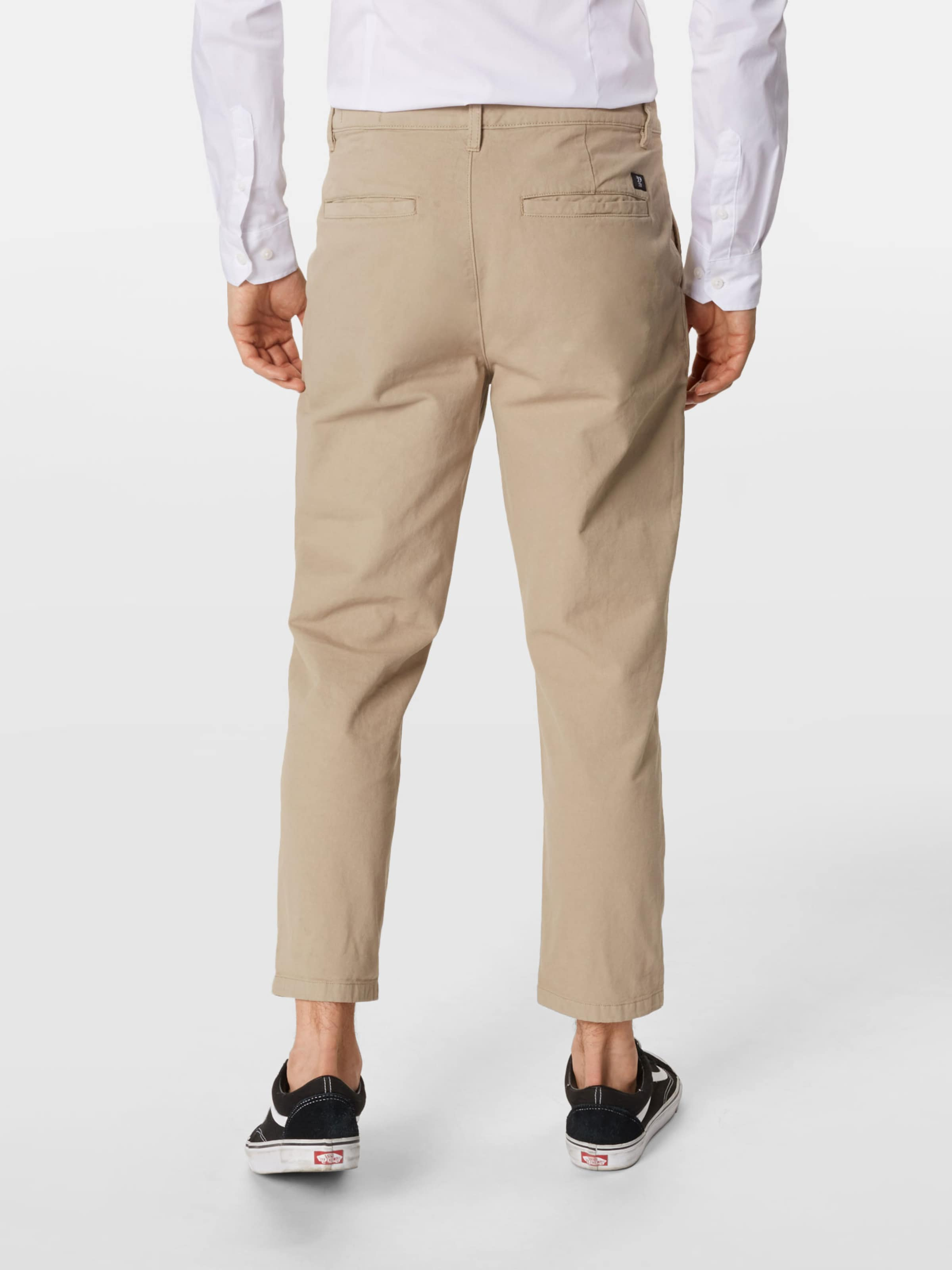 En Denim Beige Chino Tom Tailor Pantalon Yygf7b6