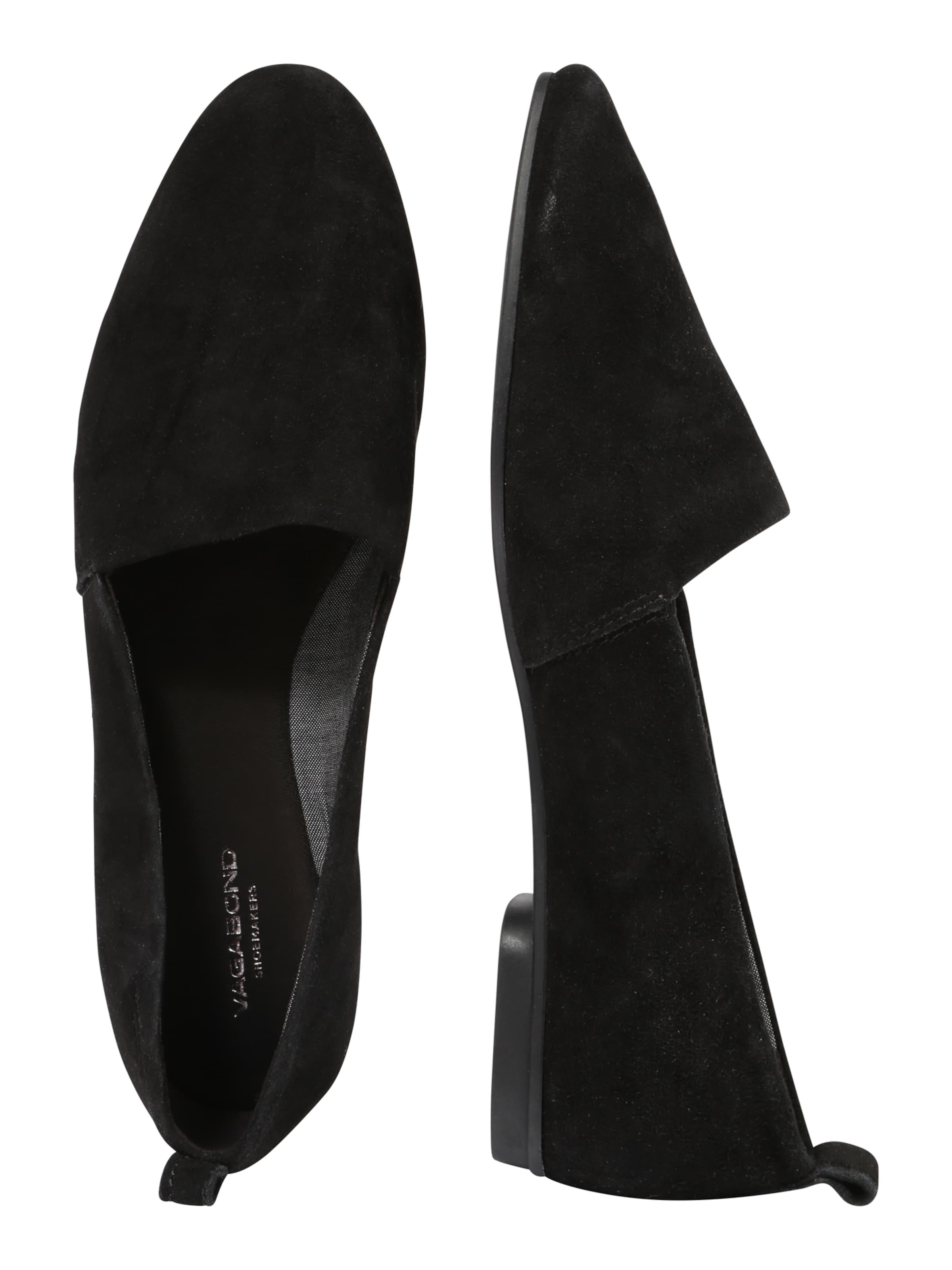 Shoemakers Noir Vagabond 'sandy' Ballerines En sQthCdrxB