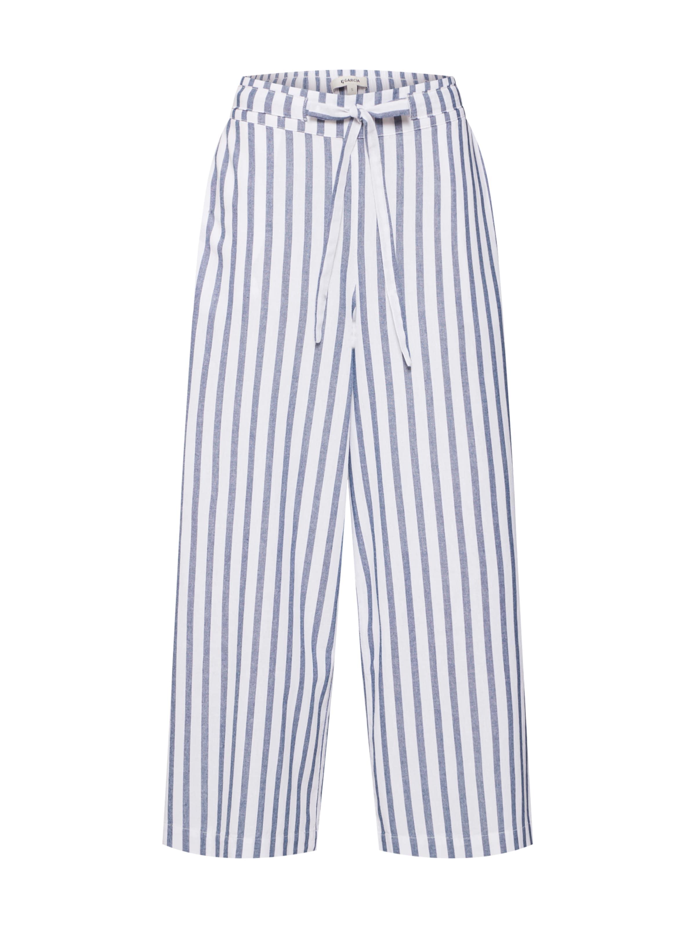 BleuBlanc Pantalon Pantalon Garcia En BleuBlanc En Garcia tsxQChrd