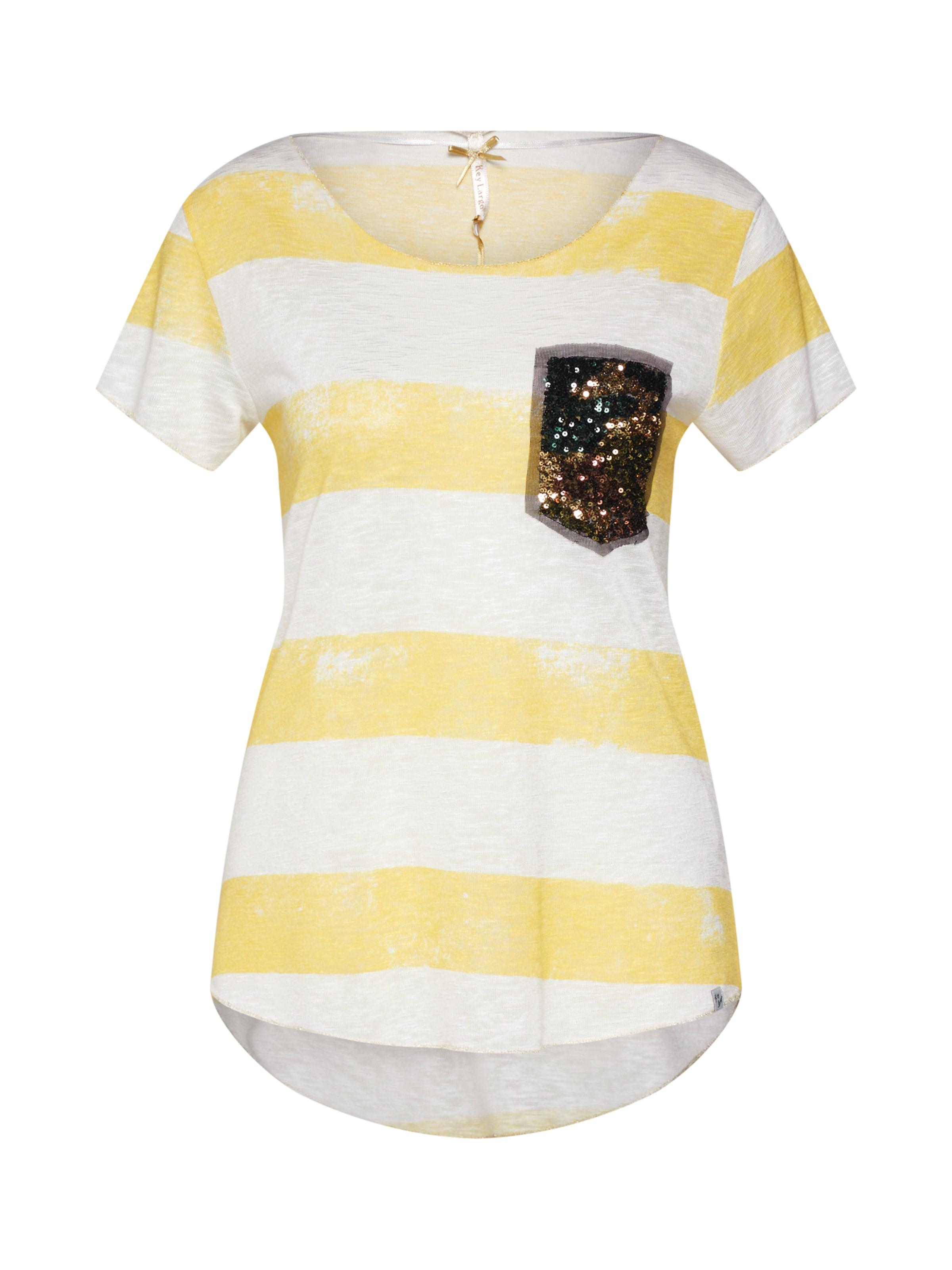 Key BeigeAqua Largo T shirt En y0mv8NwOn