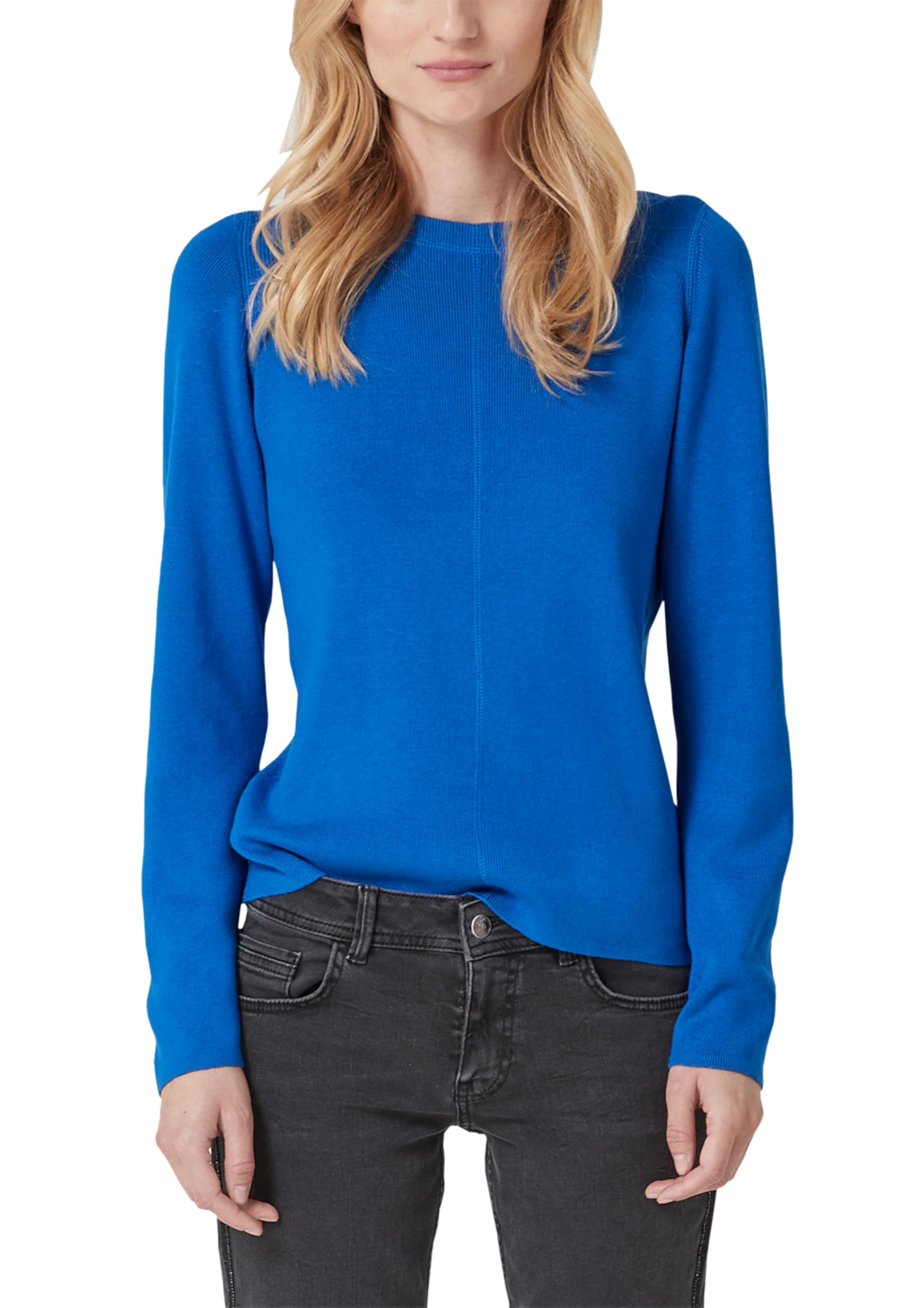 Red Label Pullover In S oliver Blau cjL5RA34q