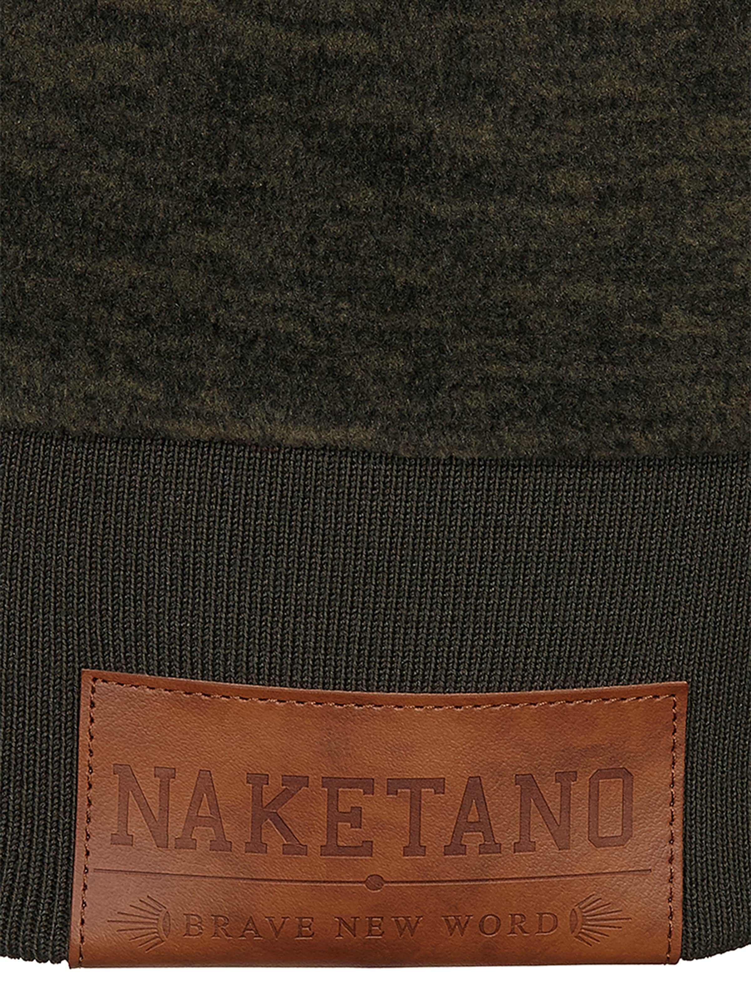 Bleu 'sibi' Naketano shirt Sweat En Clair 4R5jLA