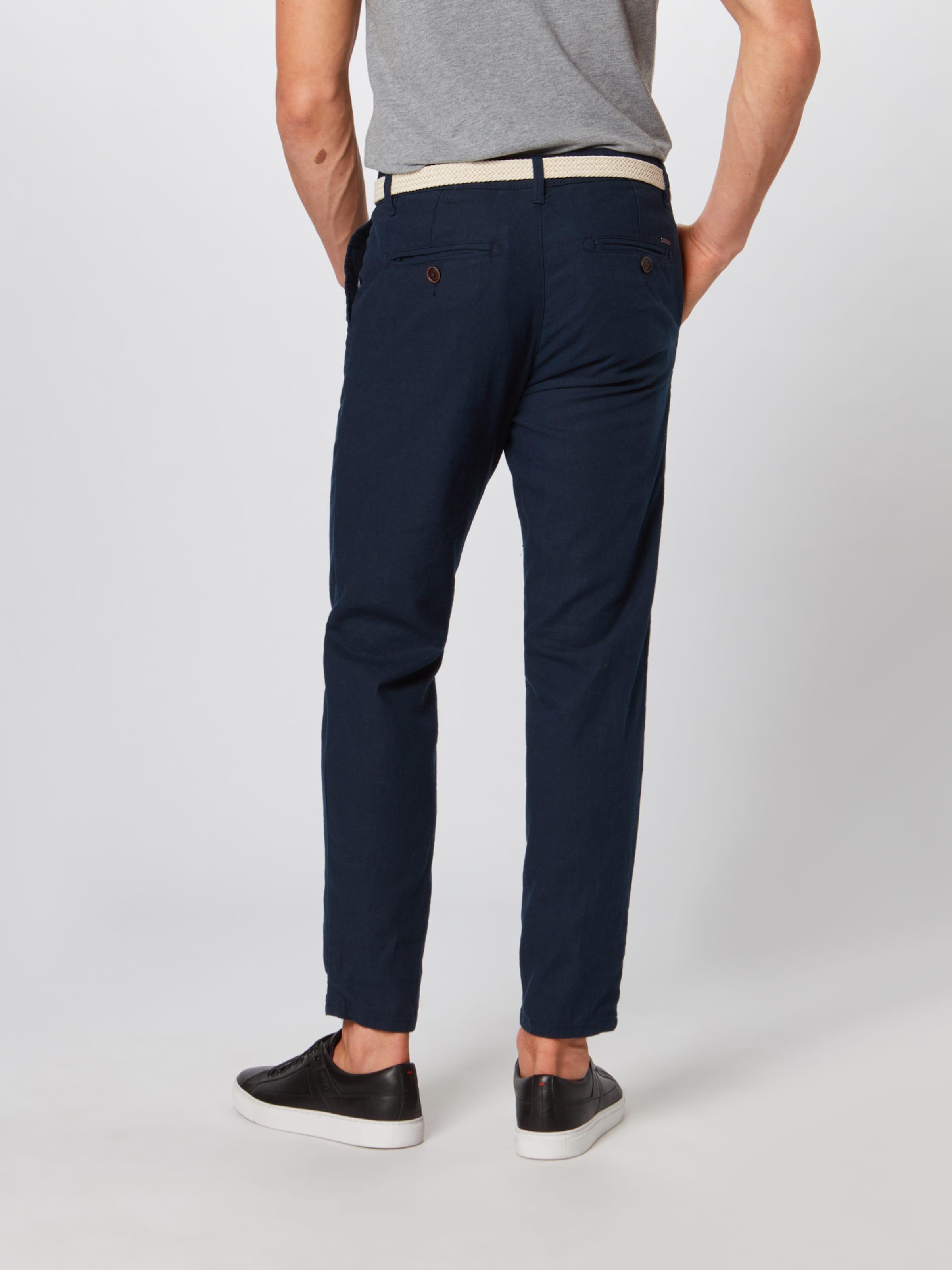 Pantalon Bleu En Esprit Chino Marine dCoQerxBW
