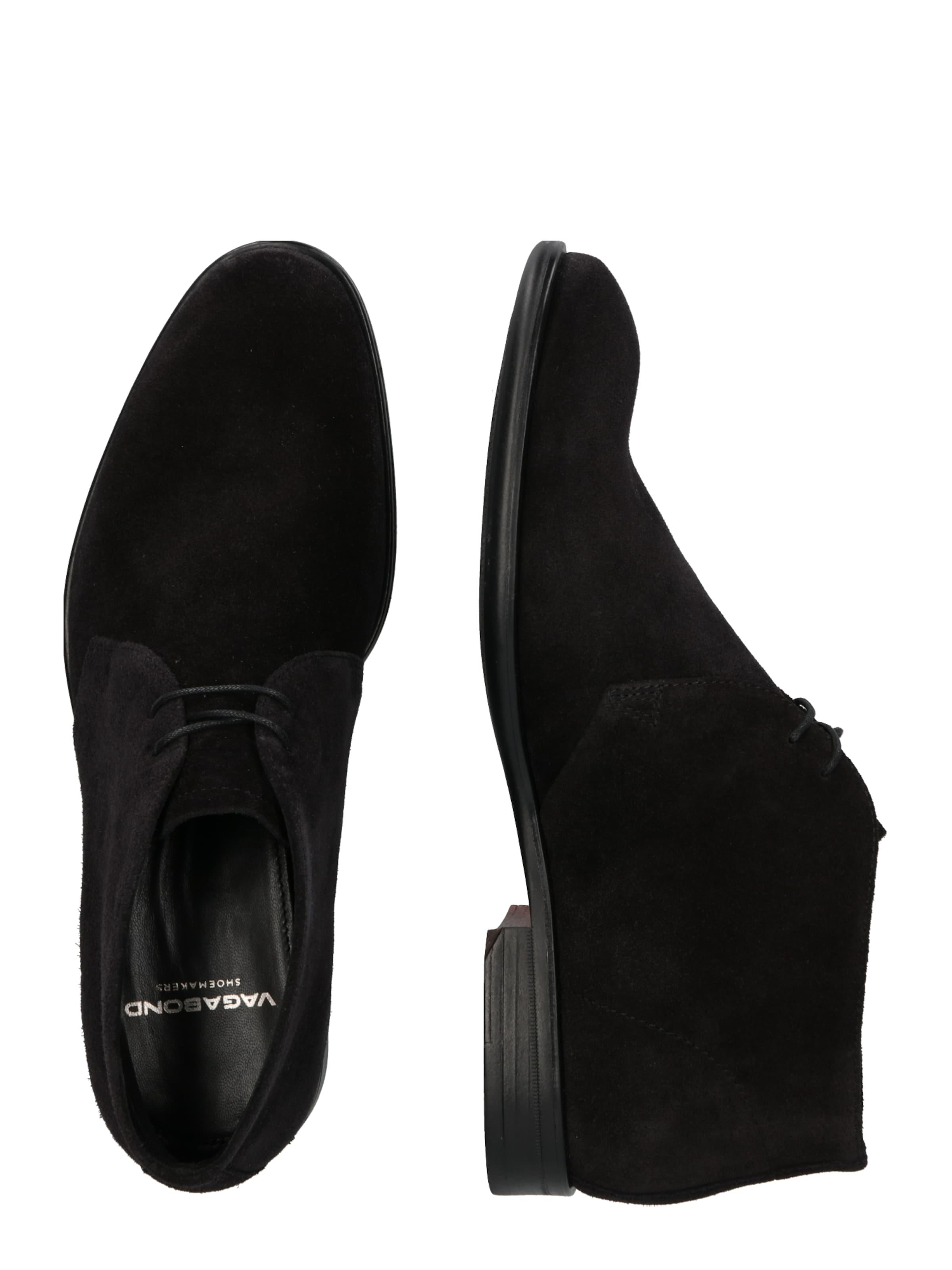 En Noir Chaussure À 'harvey' Lacets Shoemakers Vagabond 5lKJ3uF1Tc
