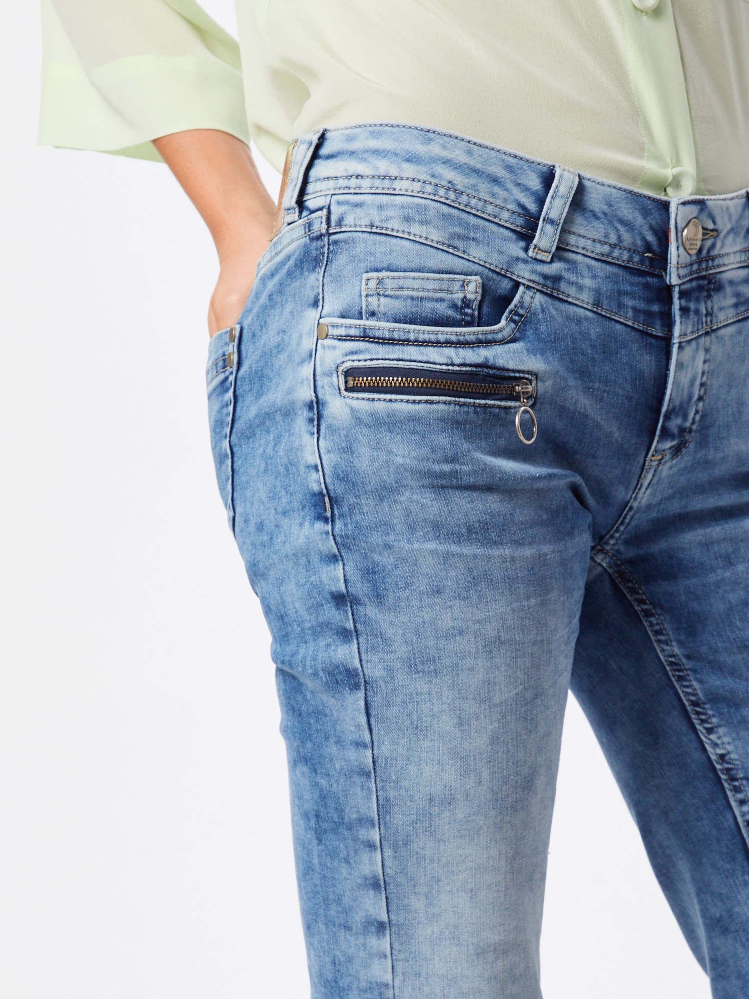 'jane' Denim Bleu Street Jean One En Nw80vmnO