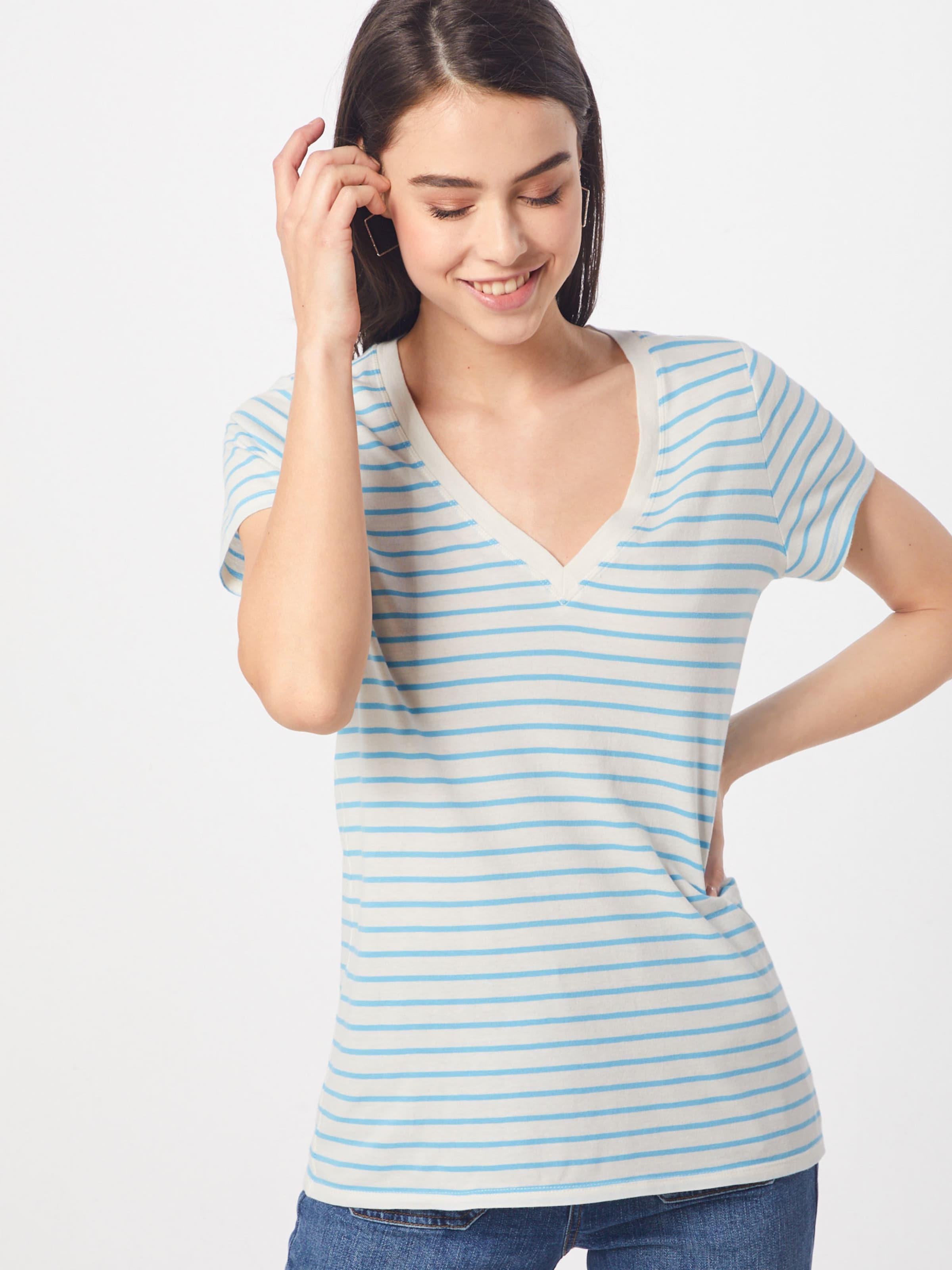 Rose shirt T Rib Gap 'ss Str' Vint Vnk En ED9WH2I