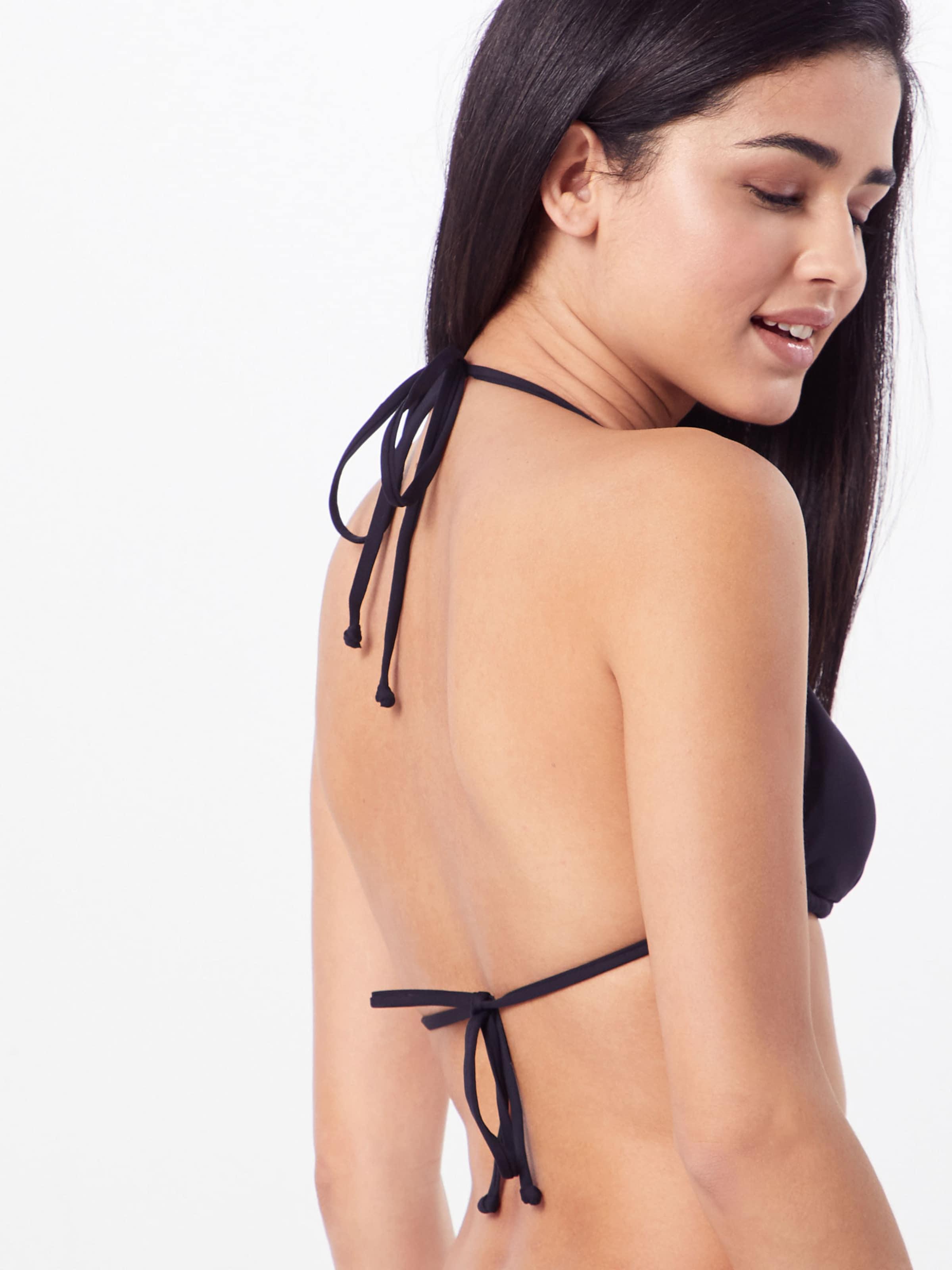 Bikini Hauts De 'sd Mod Tiki En Beach Classics Noir Tri' Roxy A54LjR