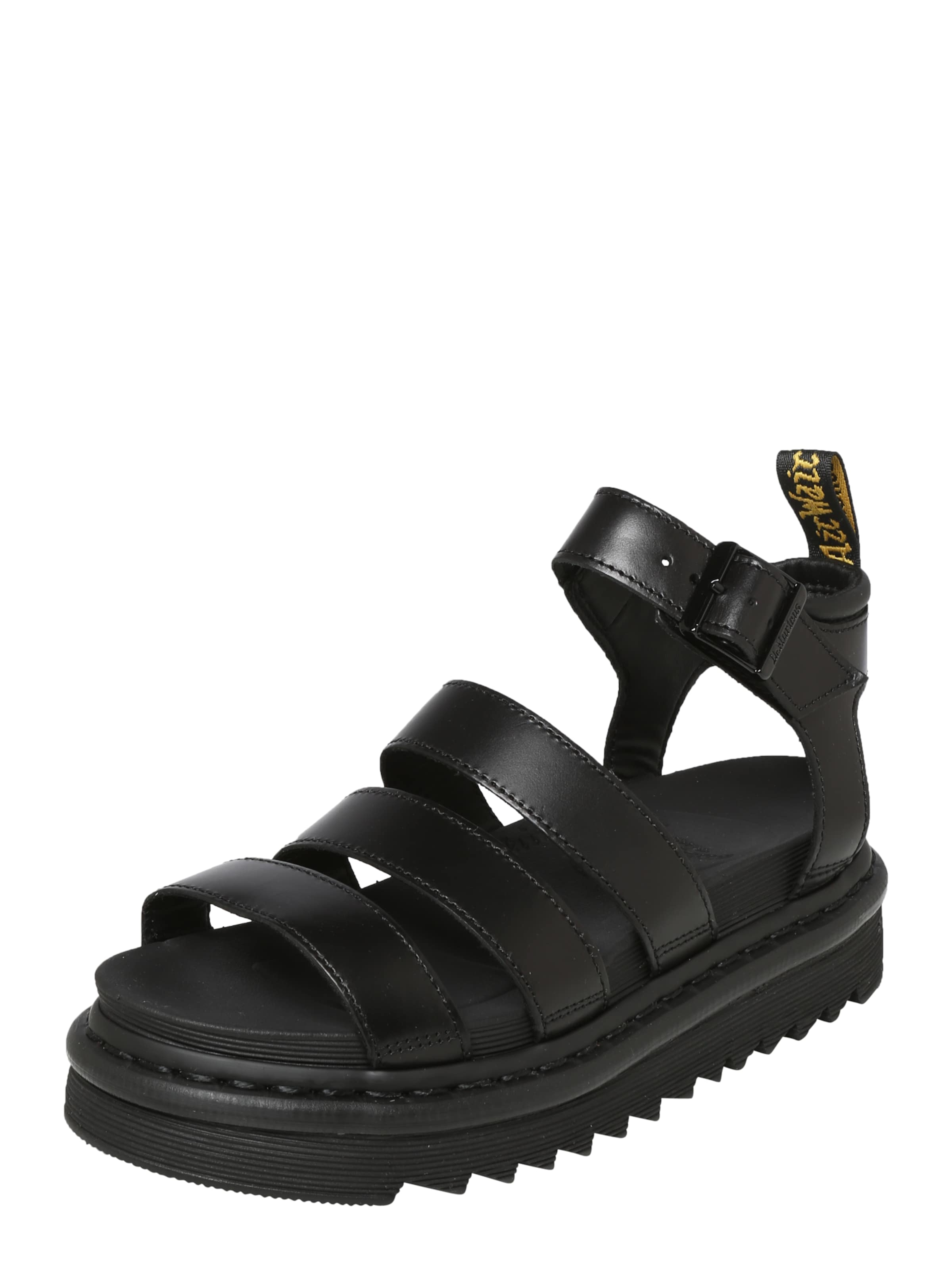 Sandale DrMartens Blaire' In Schwarz 'chunky j5AL3q4R