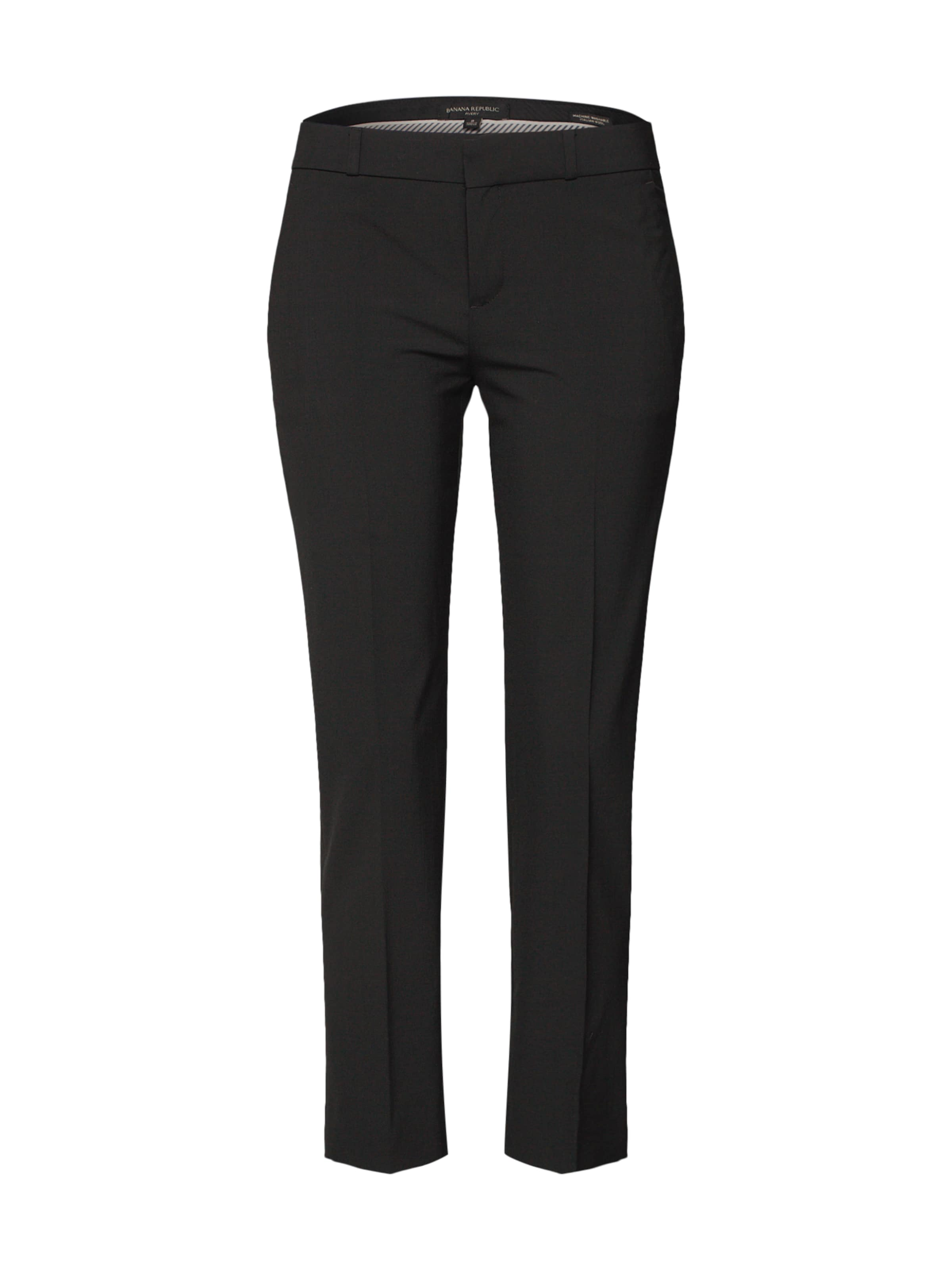 Noir À Black 'avery Republic En Plis Lww Banana Washable Pantalon Pant' hQdsrxtCB