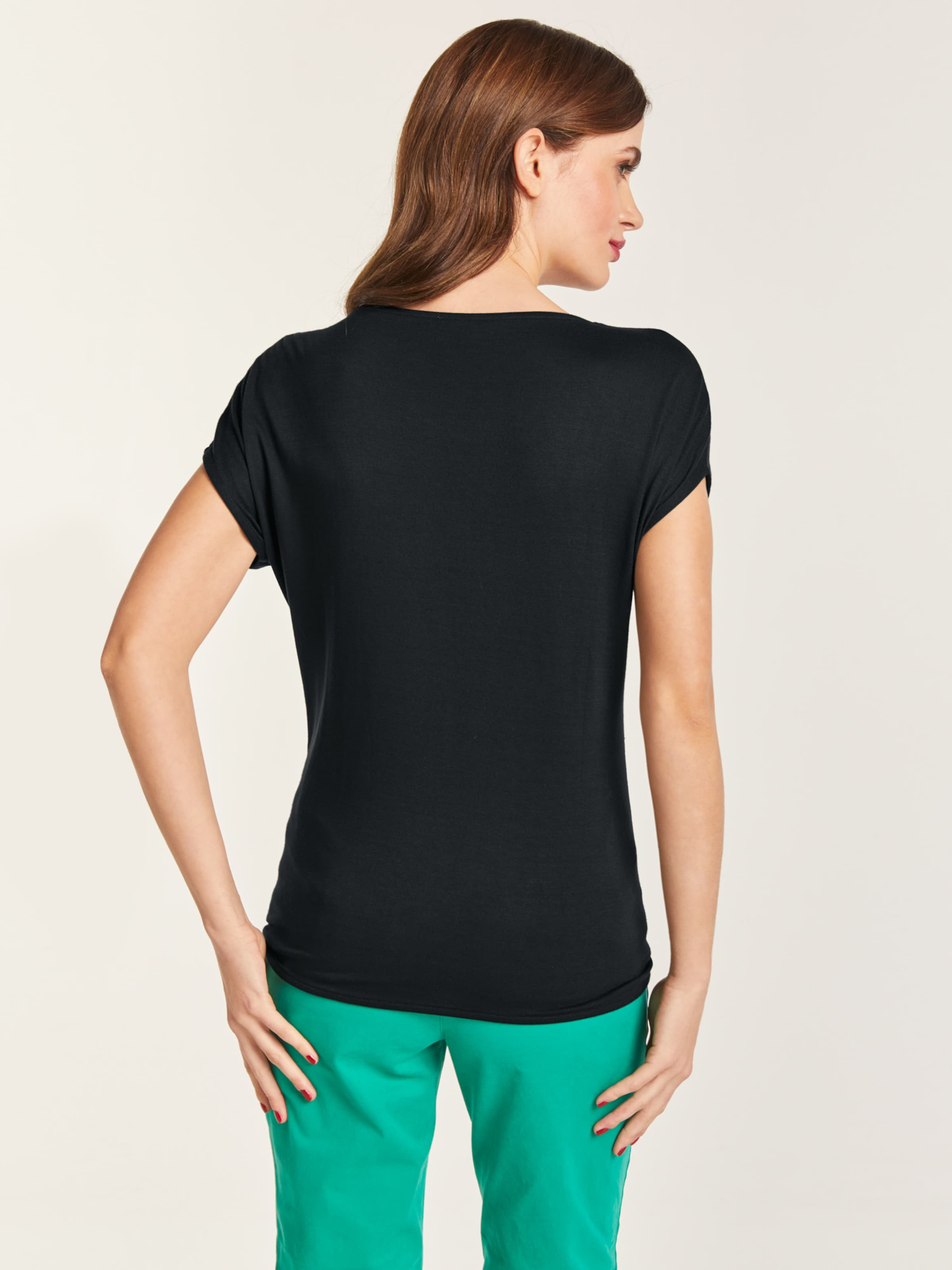 shirt Heine En Noir Heine T yvOnN8m0w