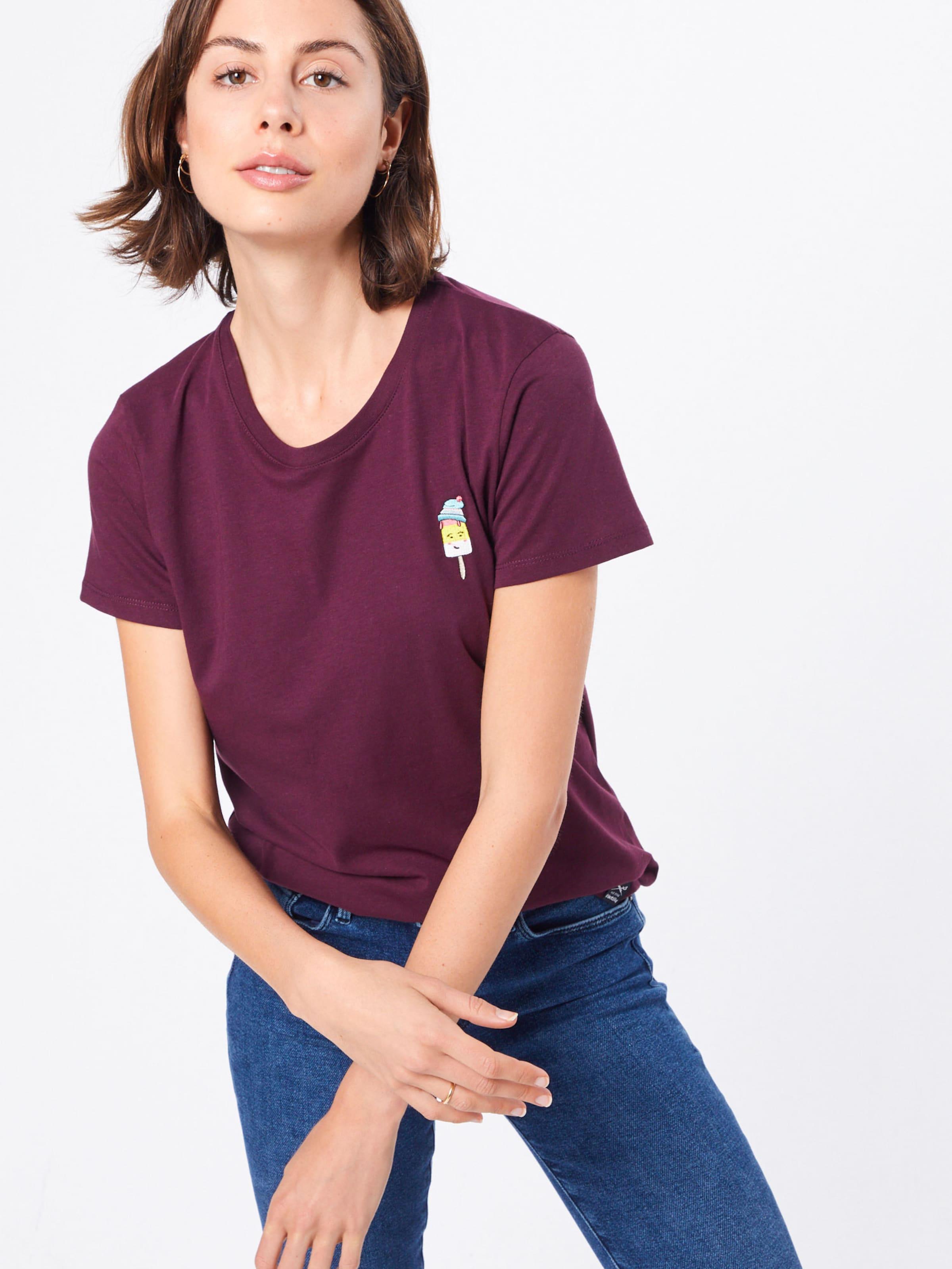 T 'ice Tee' shirt En Beanie Iriedaily Noir 9EH2DI