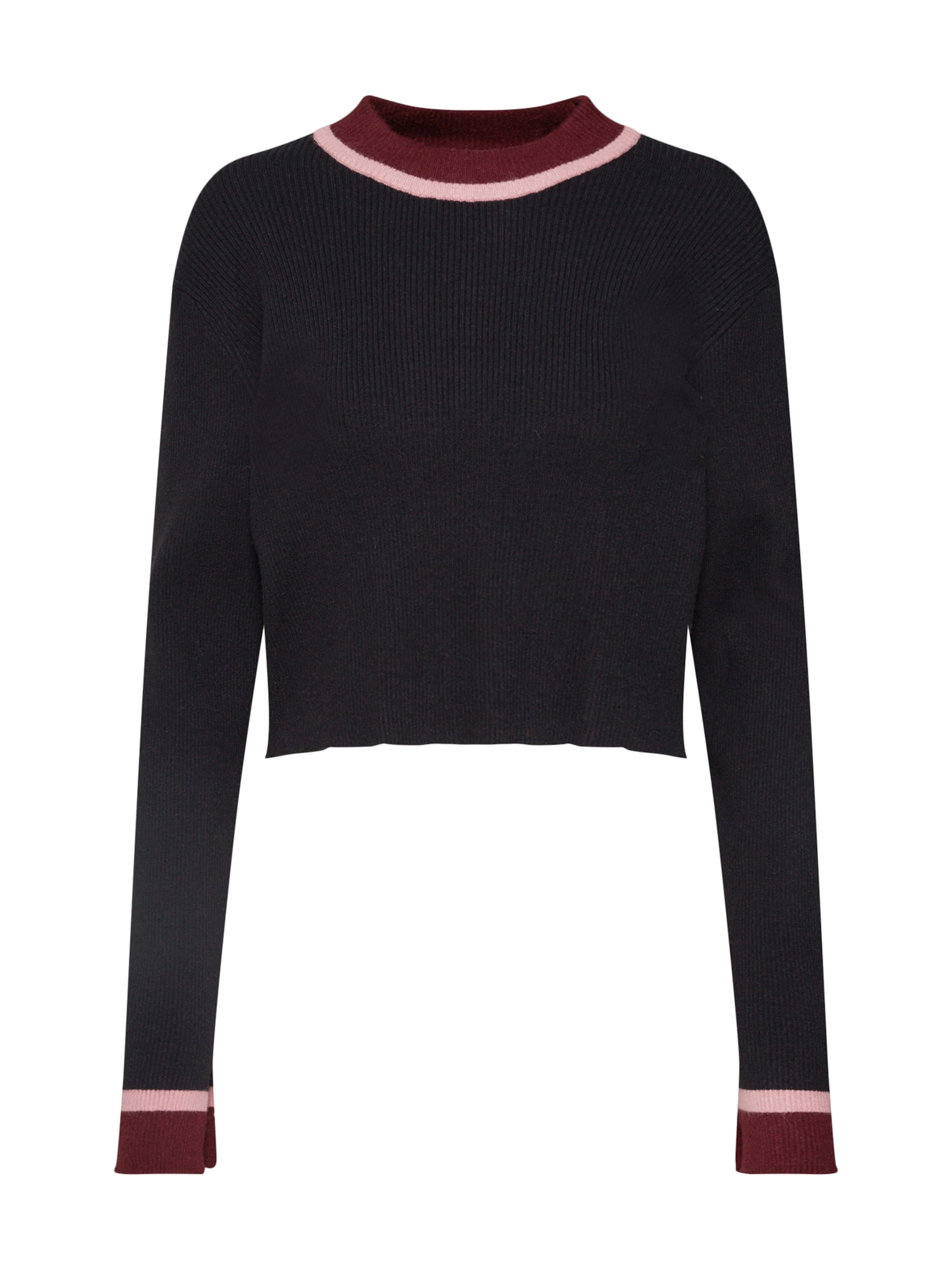 Patrisse In Native Pullover Youth RosaBordeaux 'the Knit' Schwarz CoxBrde
