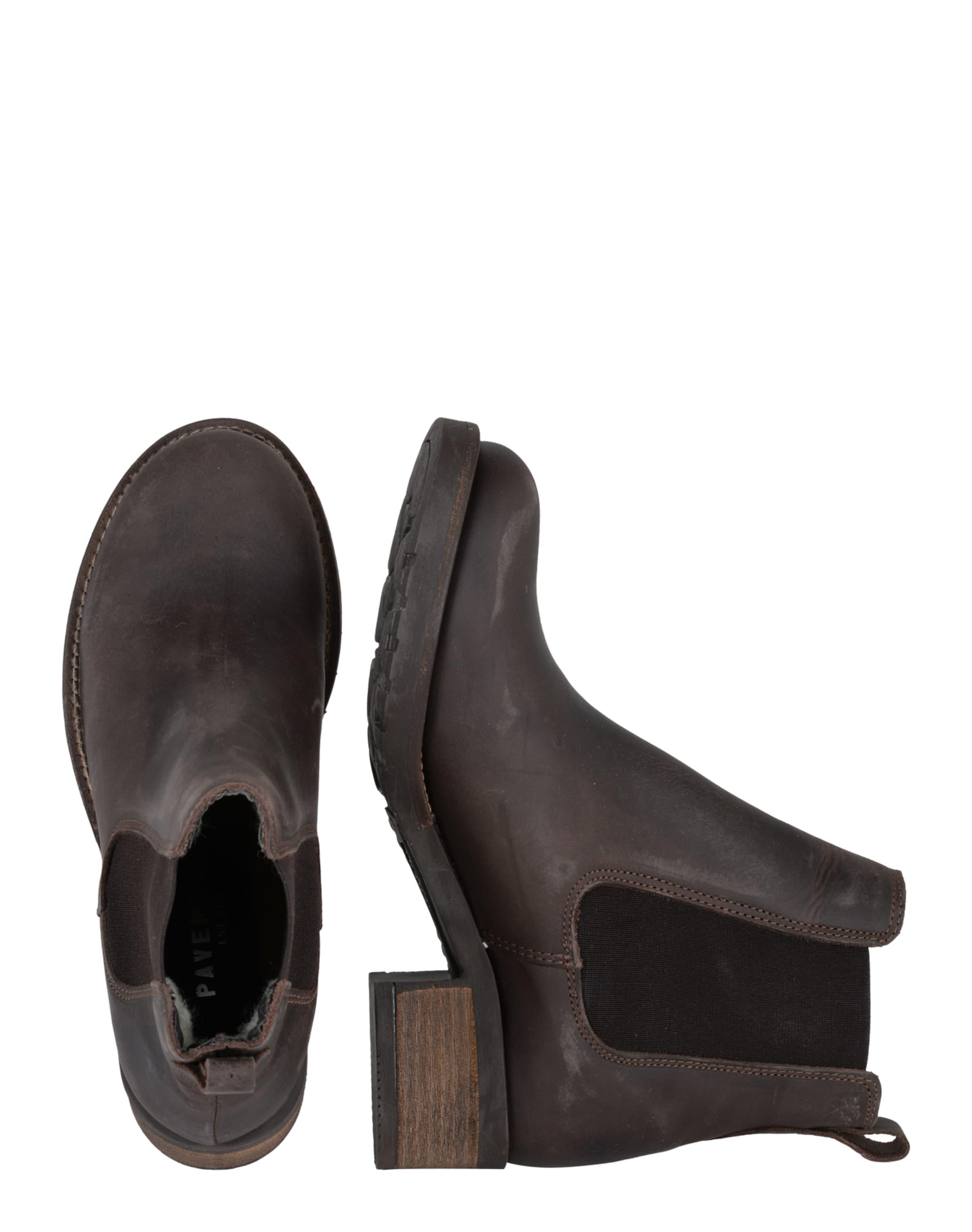Marron Boots Chelsea En 'christina' Pavement wklOXuTPZi