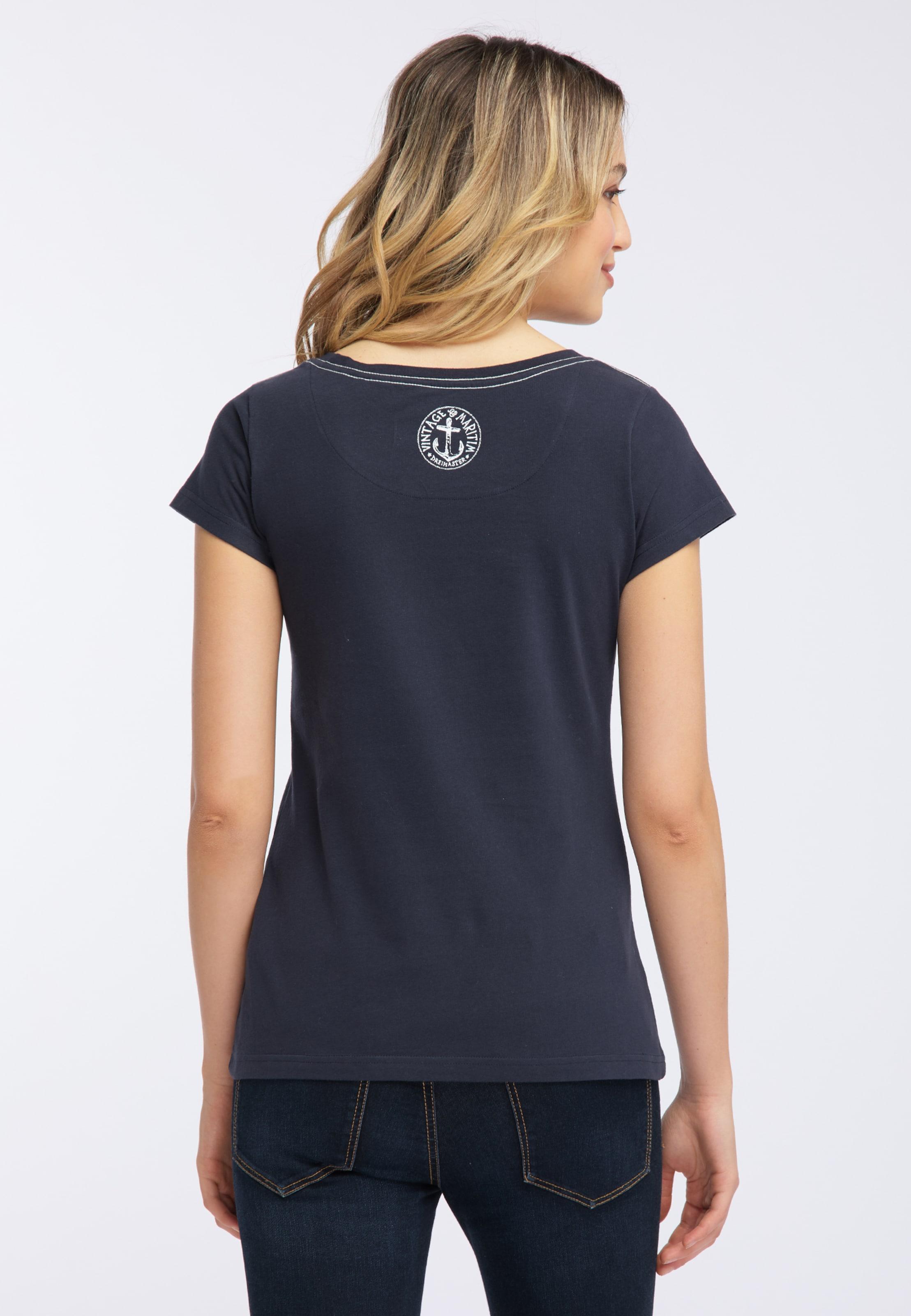 T Dreimaster Noir En shirt 8Z0kXONnPw