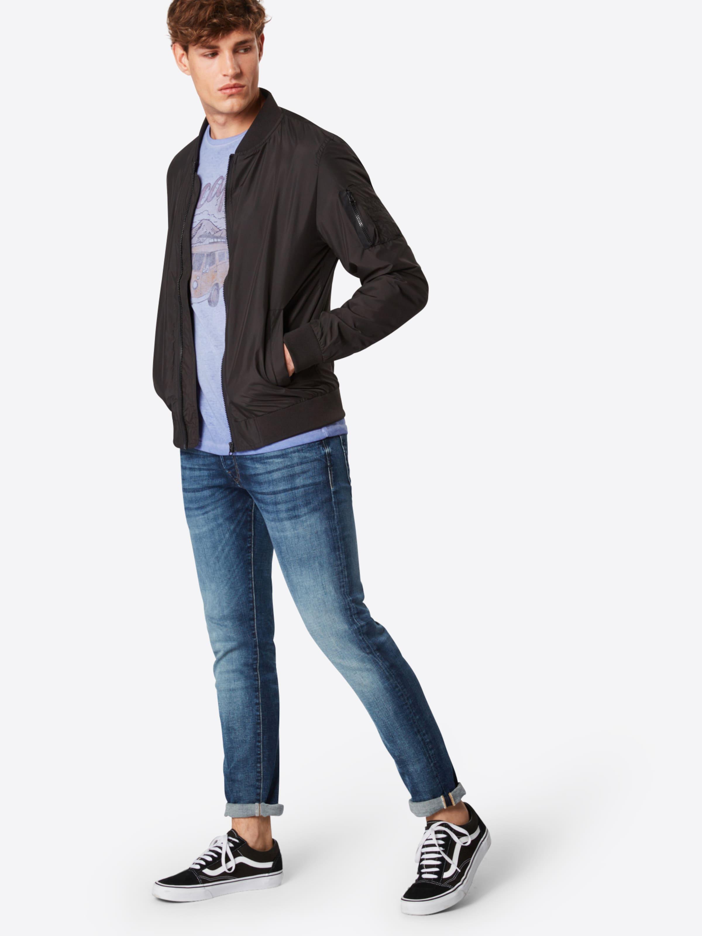 Jones 'jorescape' T shirt En Bleu Jackamp; F1Jl3KcT