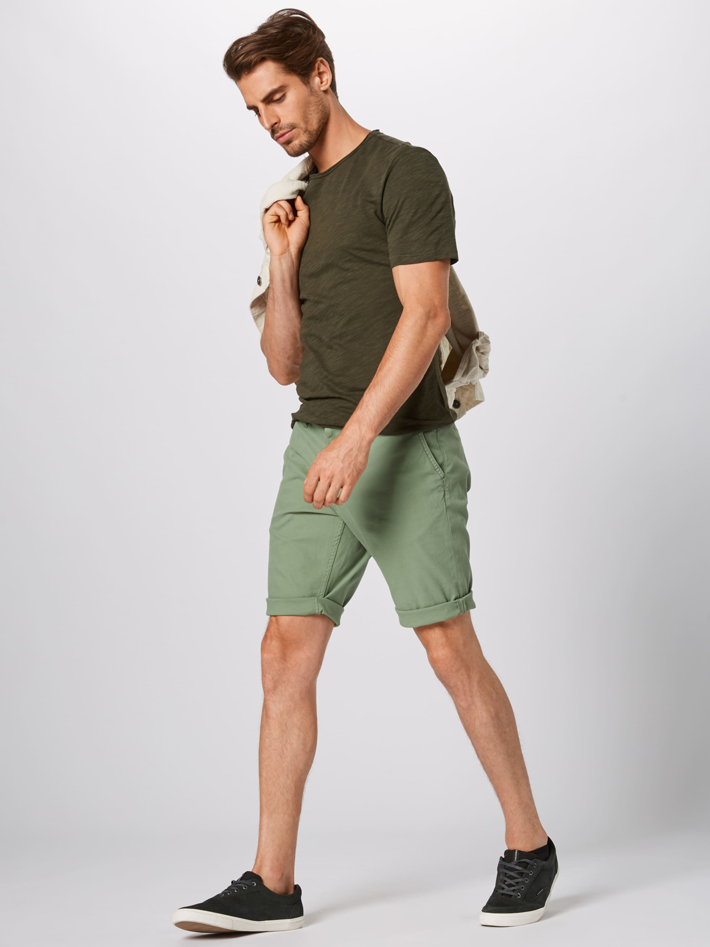 Chino Beige Tailor Pantalon Clair Tom En OkZiTXwPu