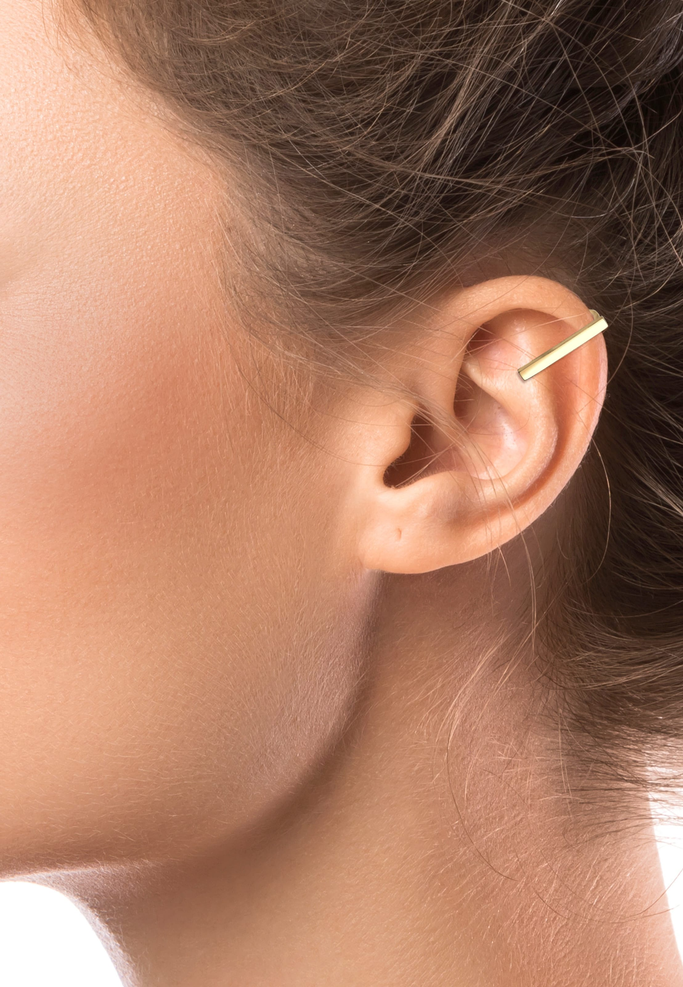 Climber' Elli 'earcuff In Gold Ohrringe Ear 3q4ARjL5