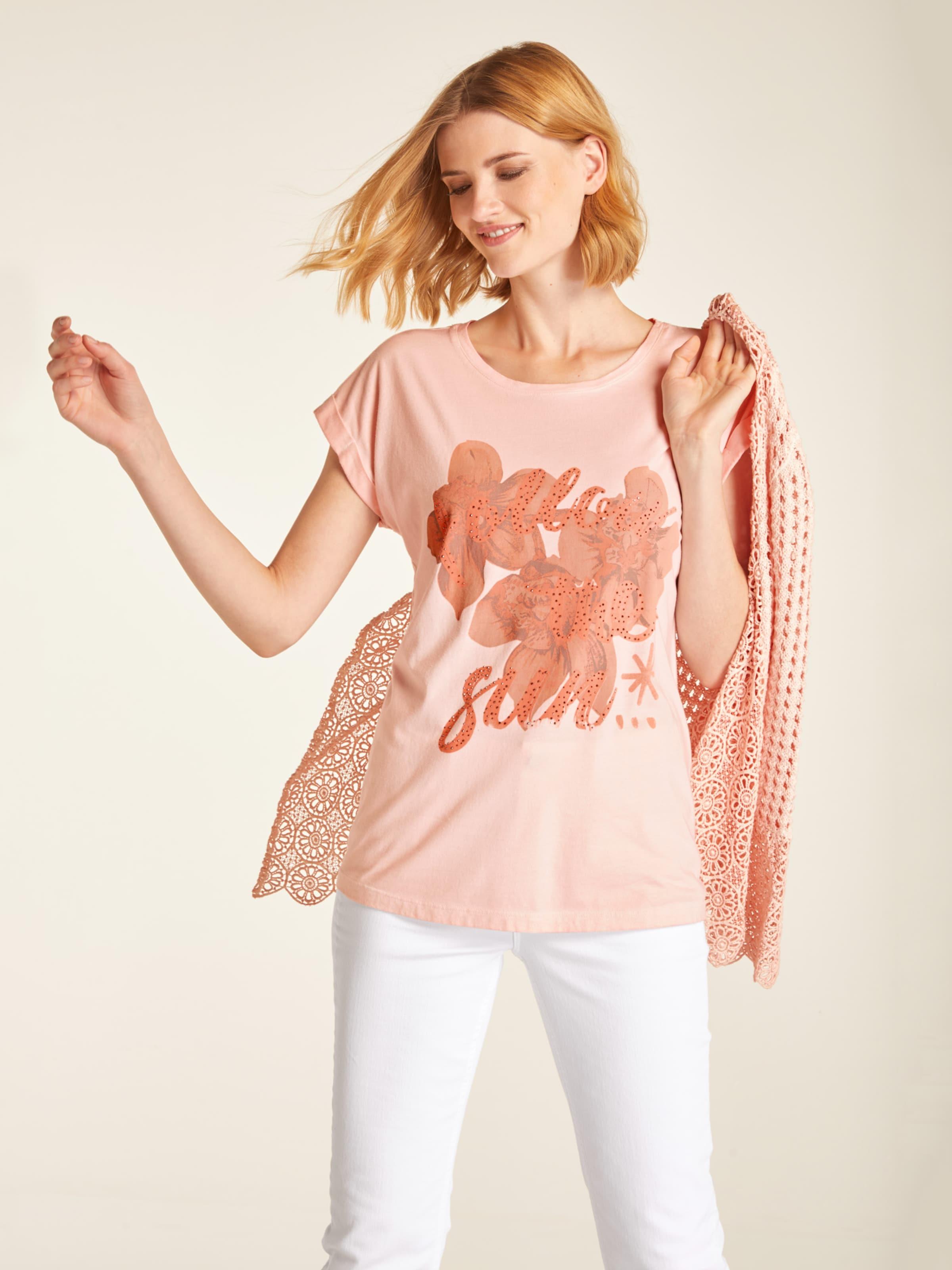 Heine En T T Heine Rosé shirt 6Y7byfg