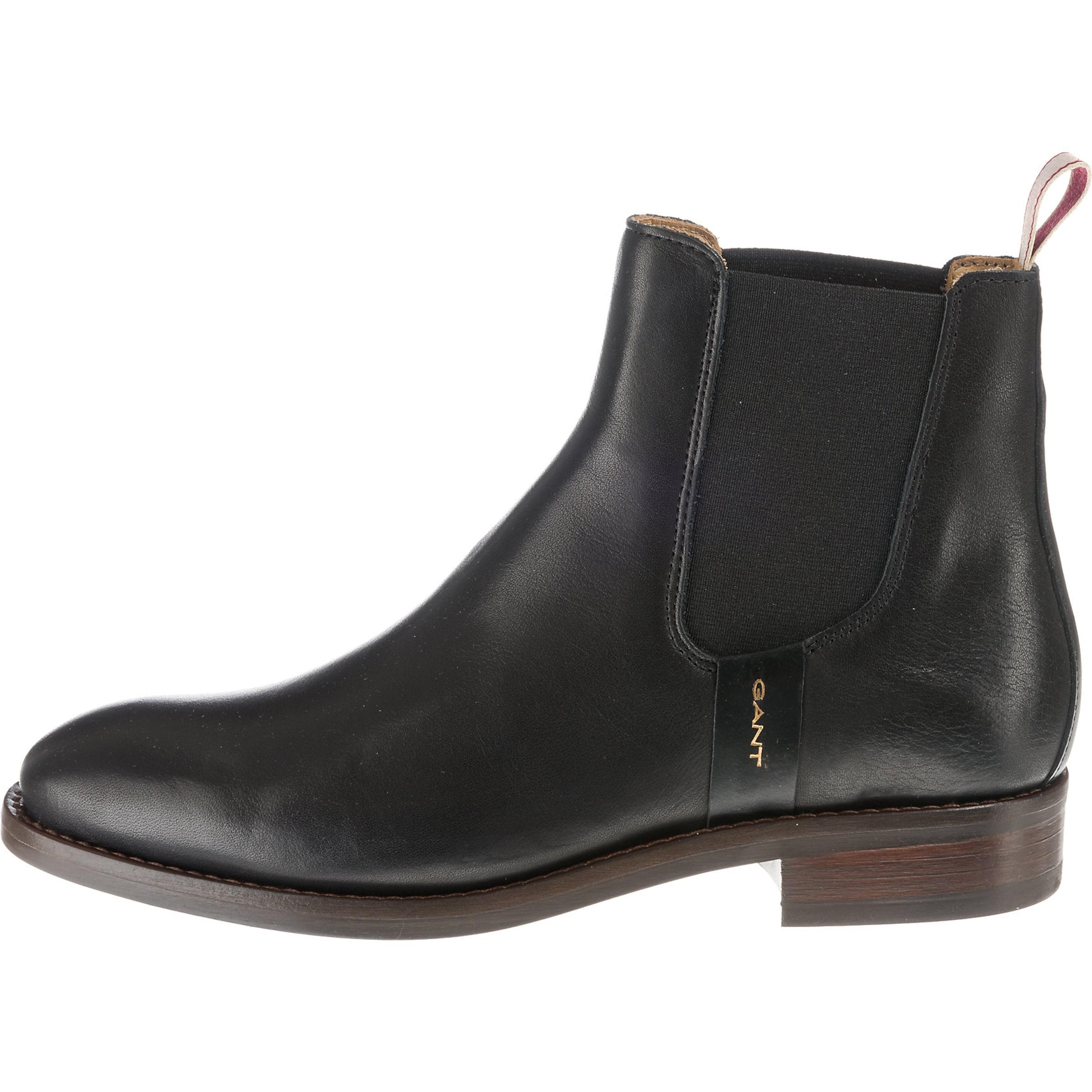 En Chelsea Noir Boots Gant 'fay' PZOkuXiT