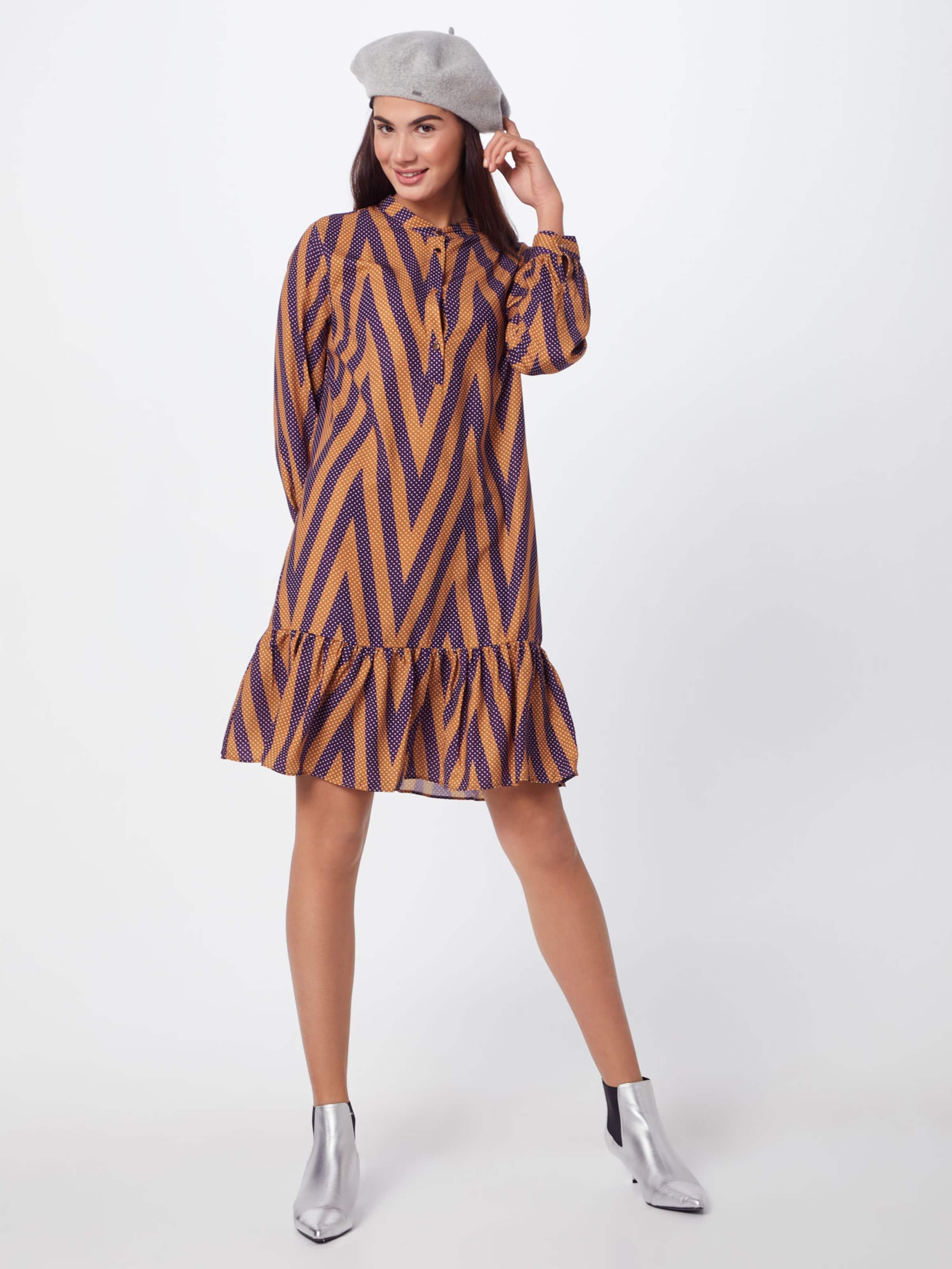 chemise Robe En BaieOrange 'margit' Ichi bv7fm6YyIg