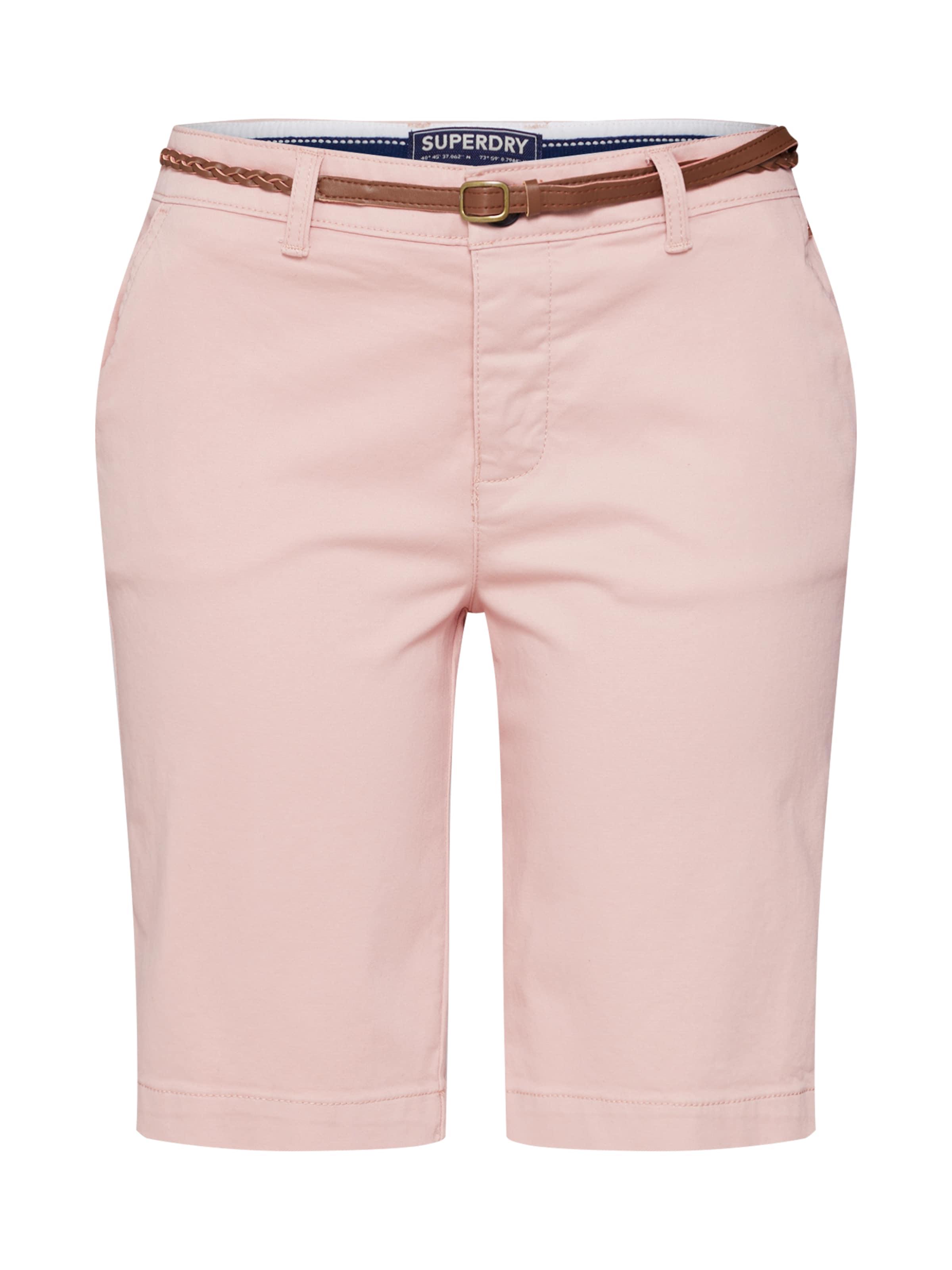 Short' En Superdry Pantalon 'chino City Rose Chino dCBoex