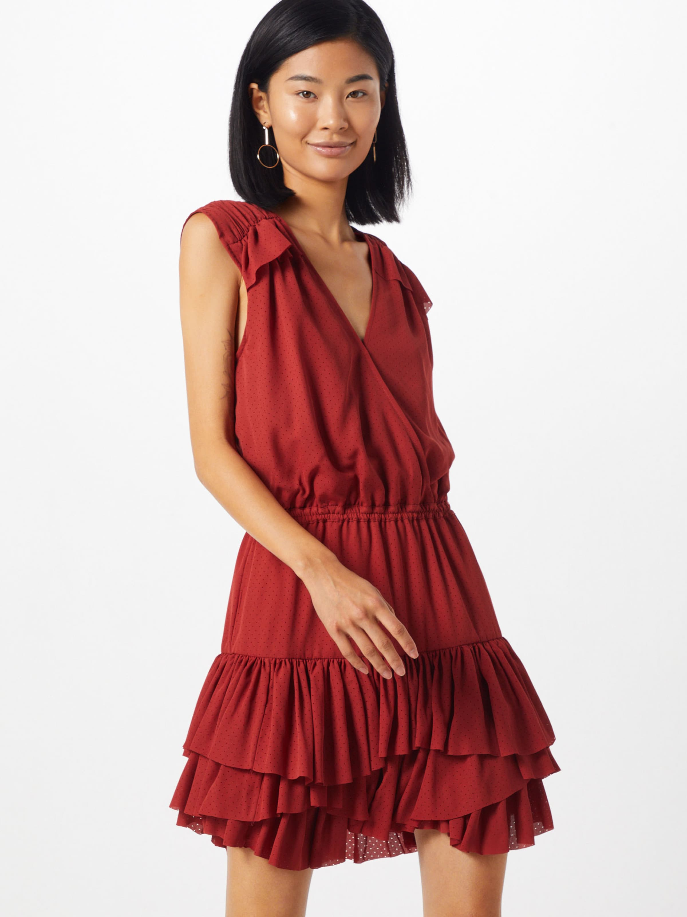 Cocktail 'byron Remix Robe Designers En De Summer' Rouge OwPkXn80