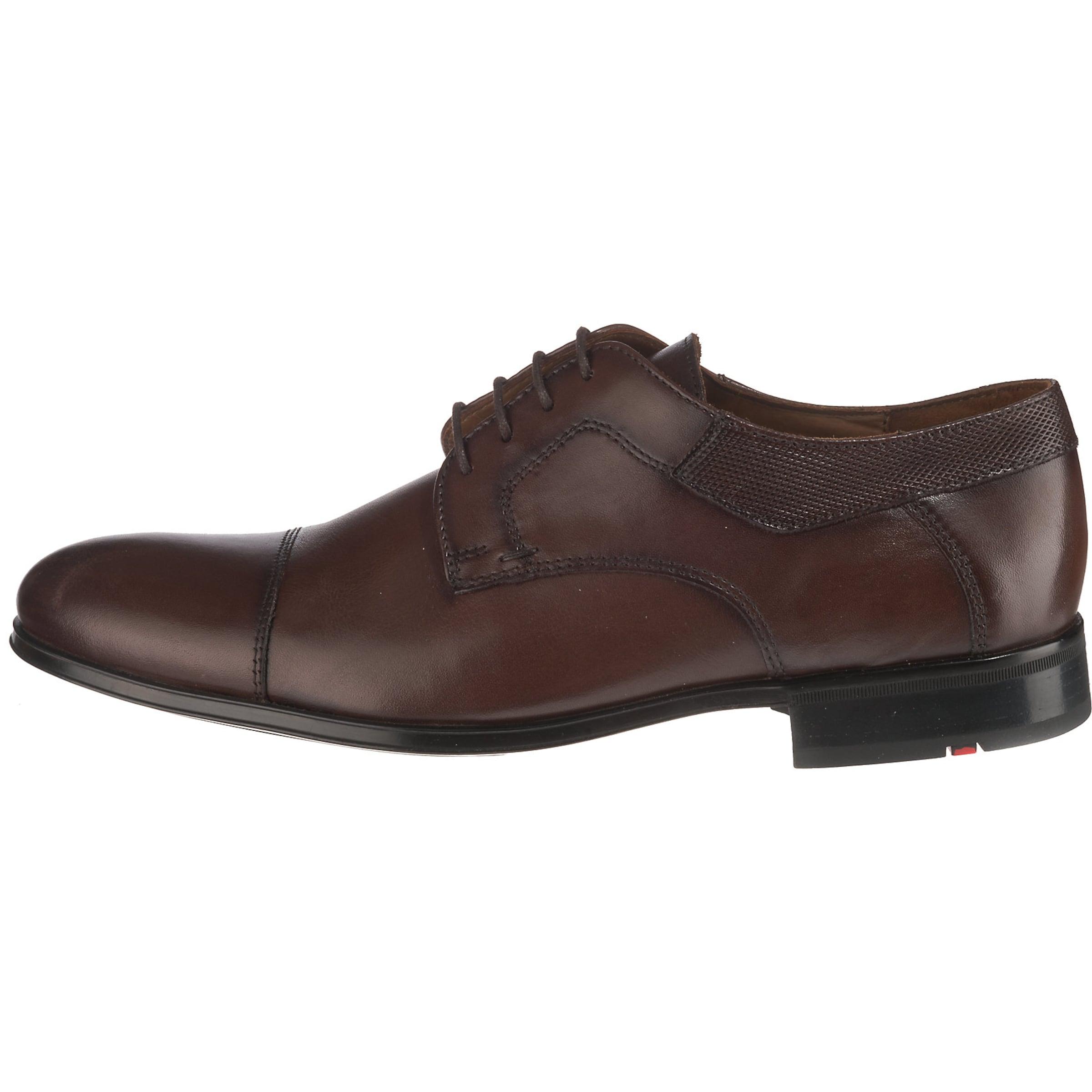 'lalfa' Chaussure À En Lloyd Lacets Marron xhrCBotsQd