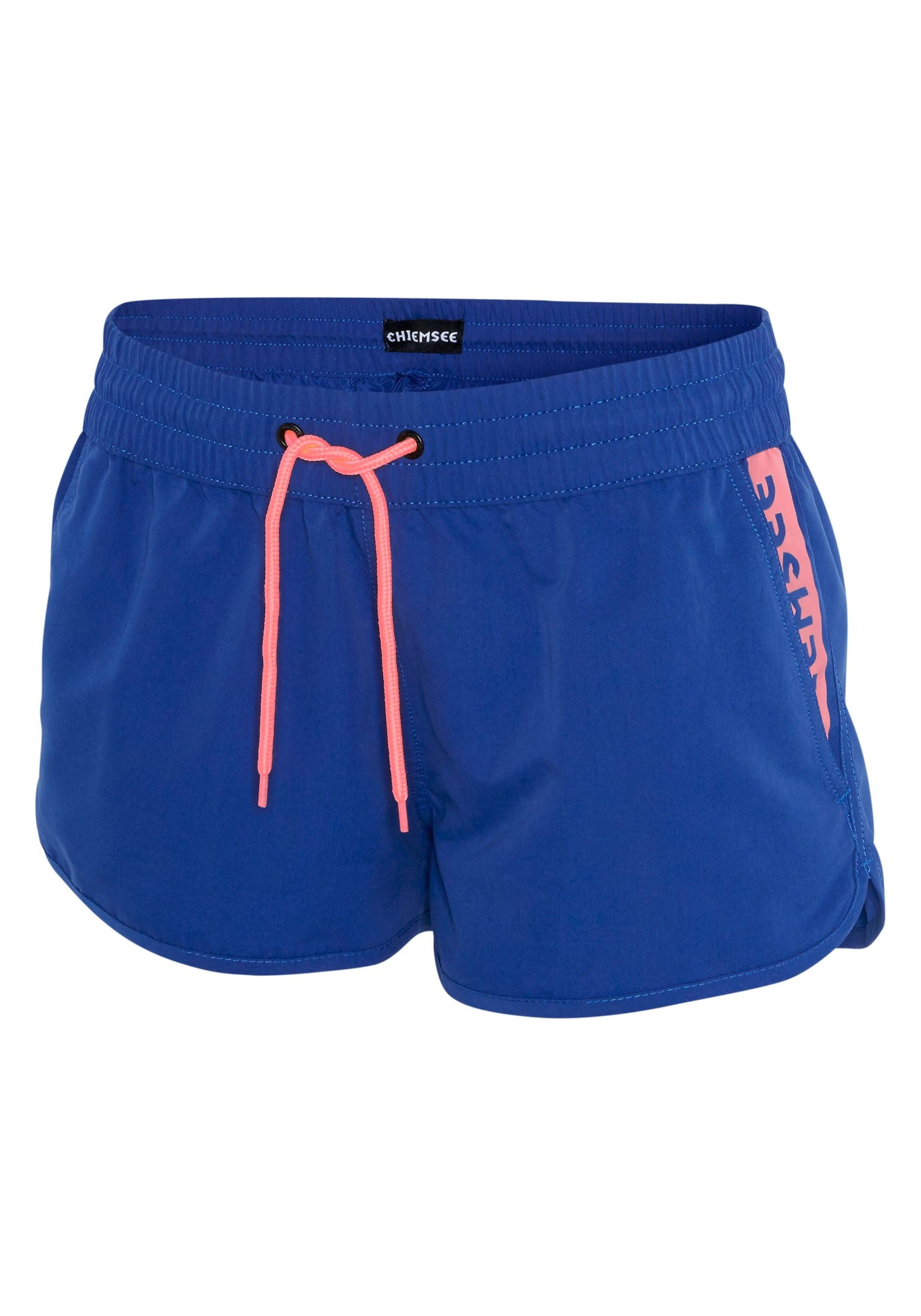 Shorts' Shorts Bain De 'gosina Bleu WomenSwim Chiemsee En I6fvgYb7y