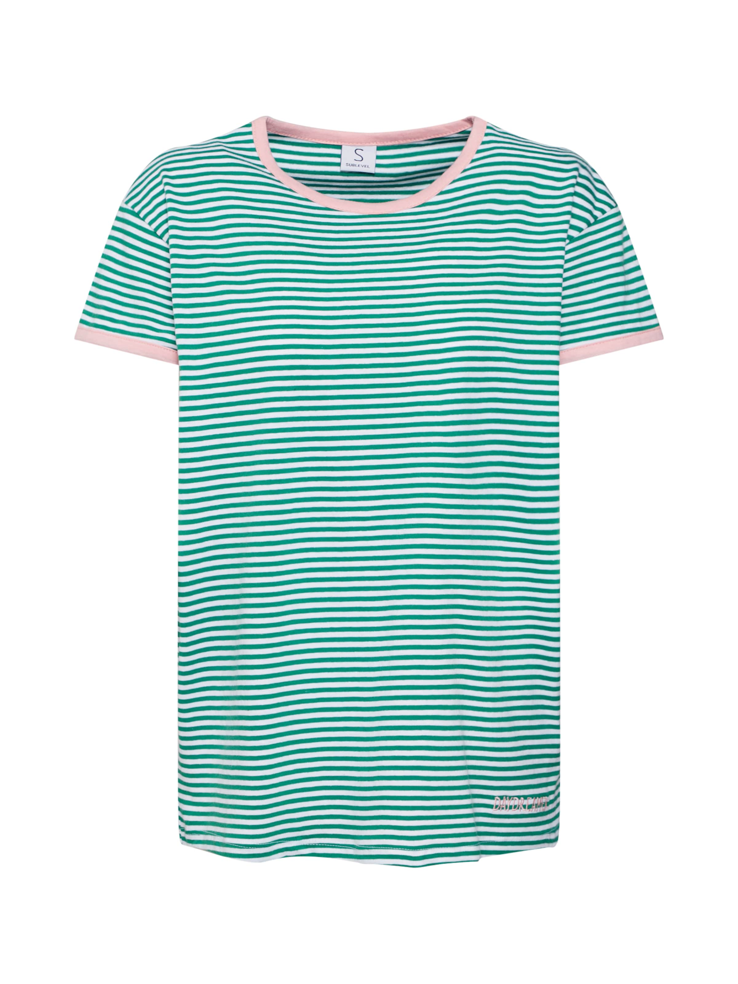 En VertRose Blanc Sublevel T shirt N80OkXnwZP