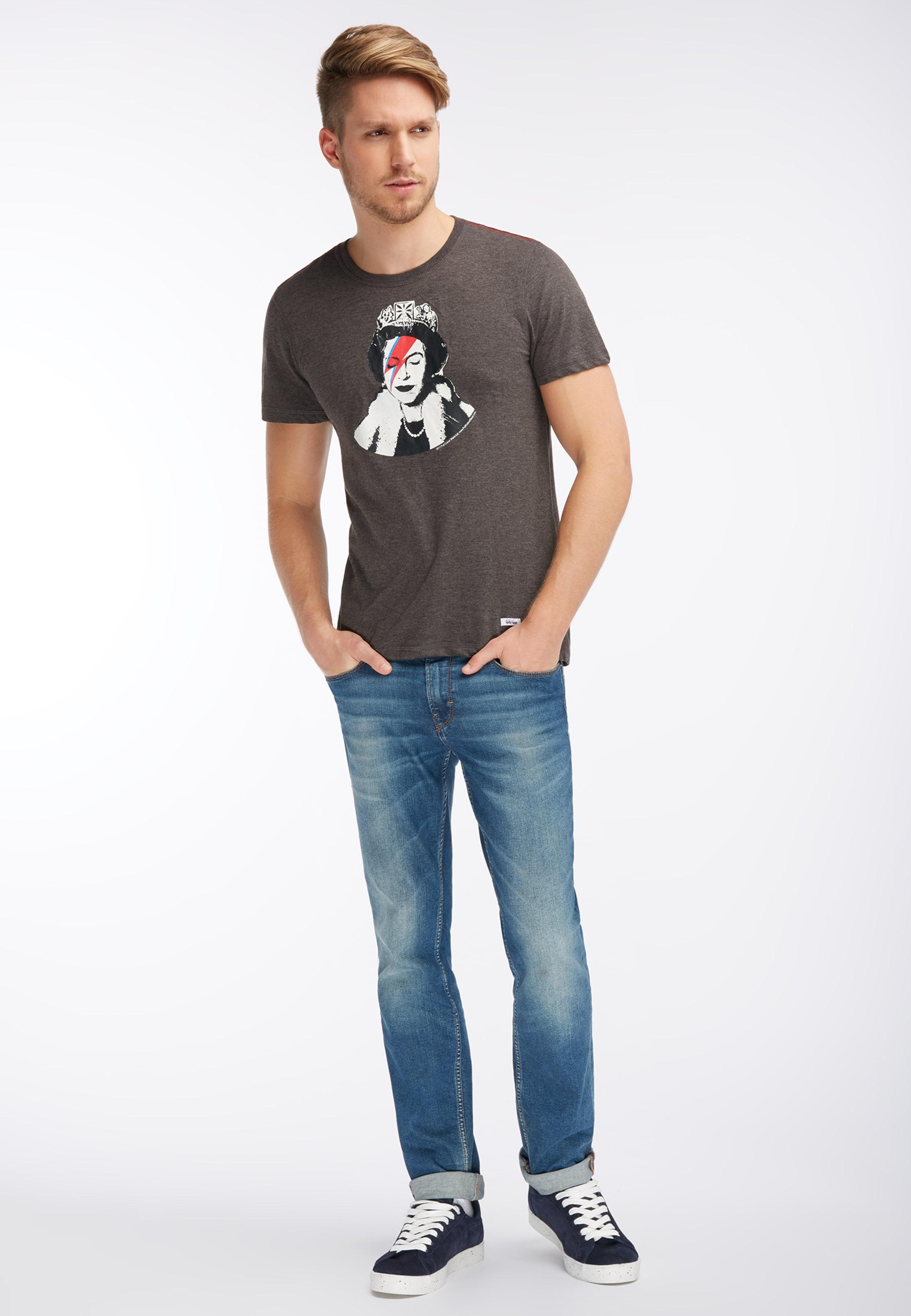 T Gris shirt Homebase En Foncé nP0wkO