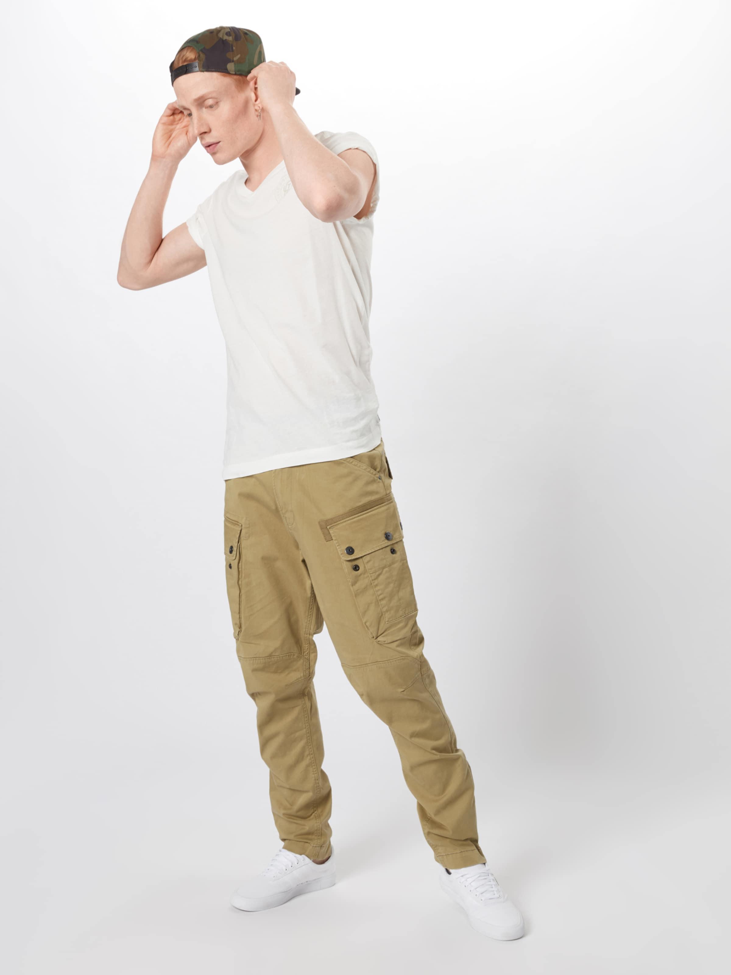 Pantalon Cargo Kaki G Raw star En 'dustor' OZPXiTku