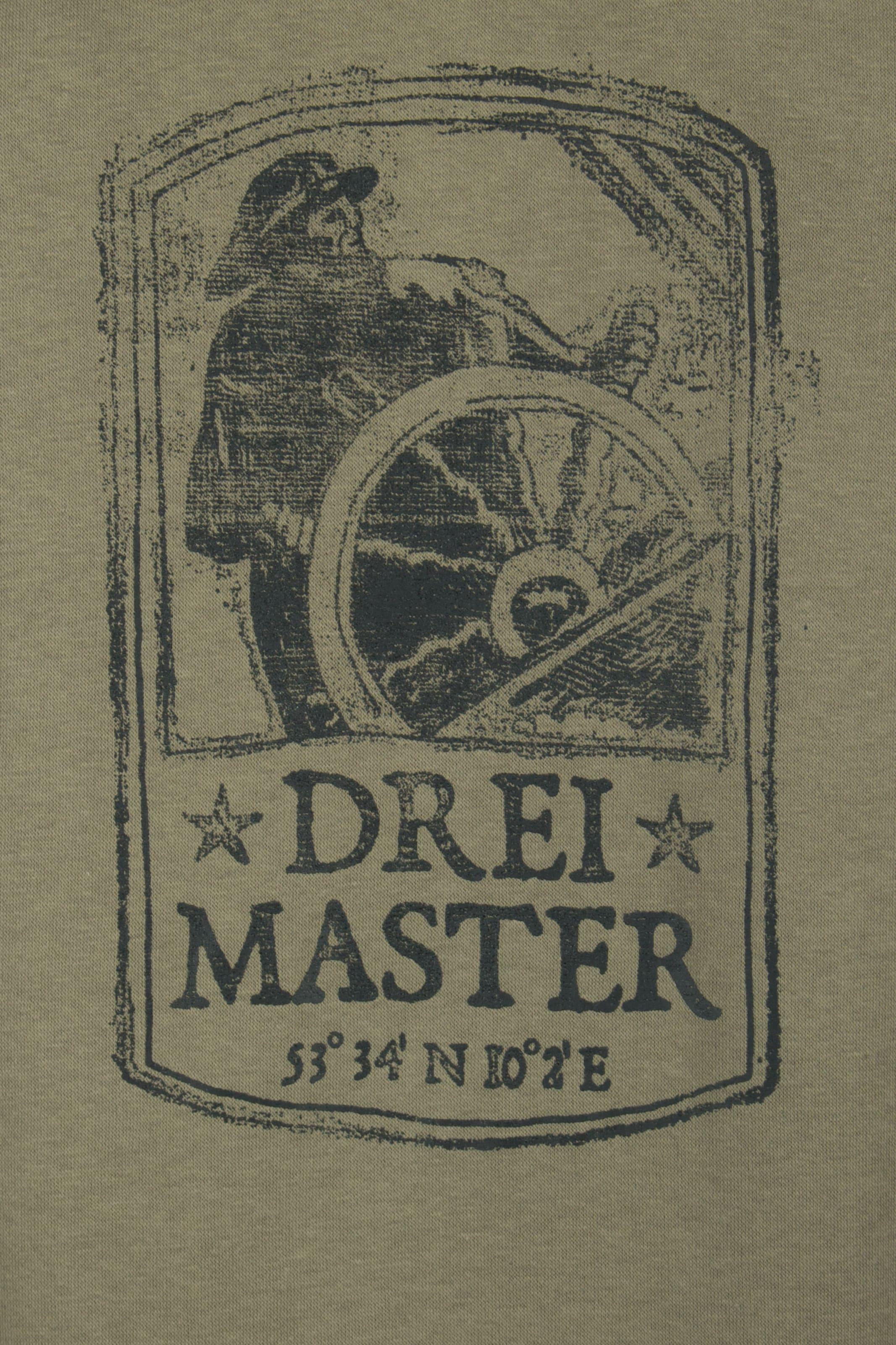 De Dreimaster Bleu Veste En Survêtement 3A5RL4j