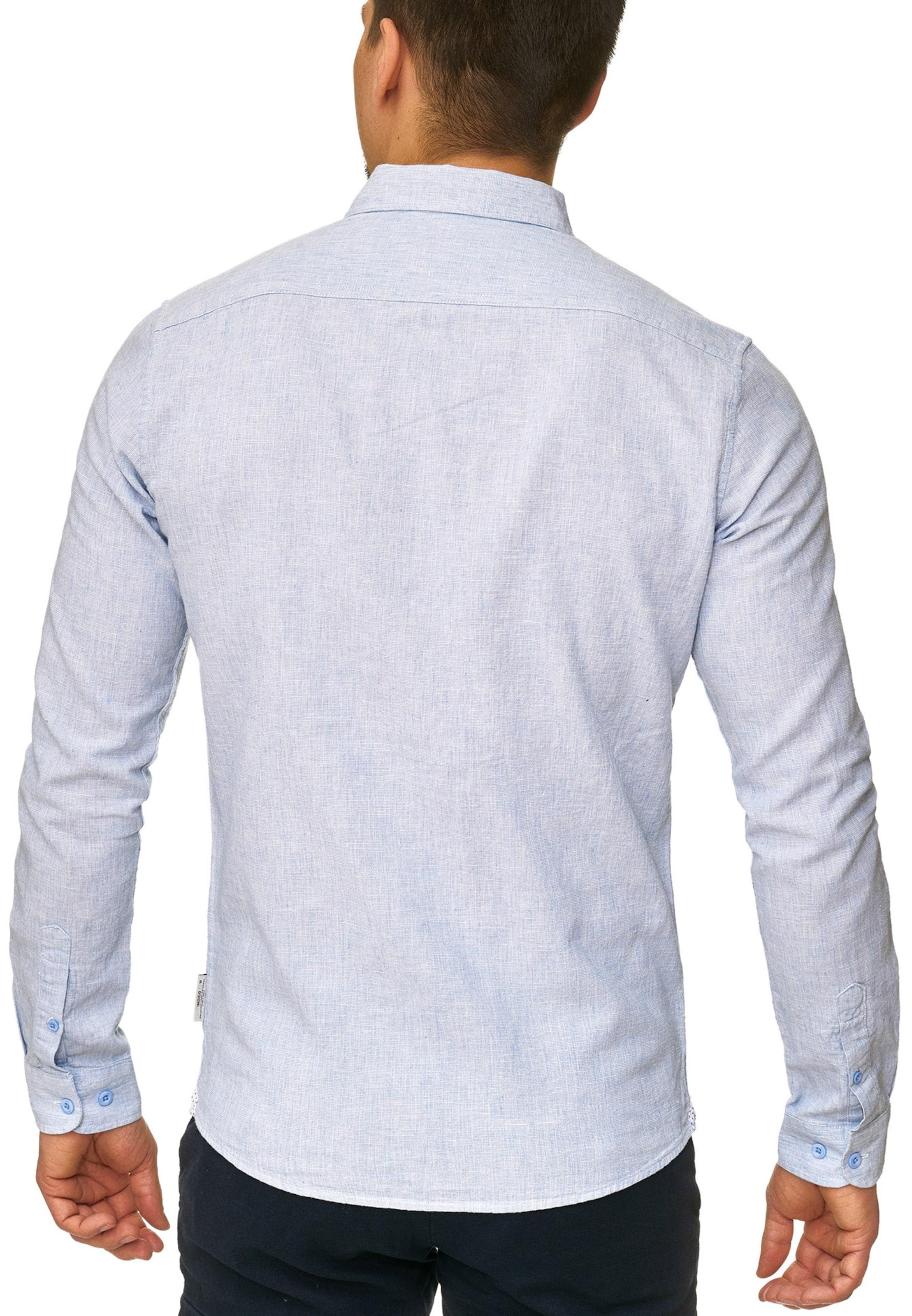 En Jeans Chemise Gris 'cundy' Indicode Ygv6b7Ify