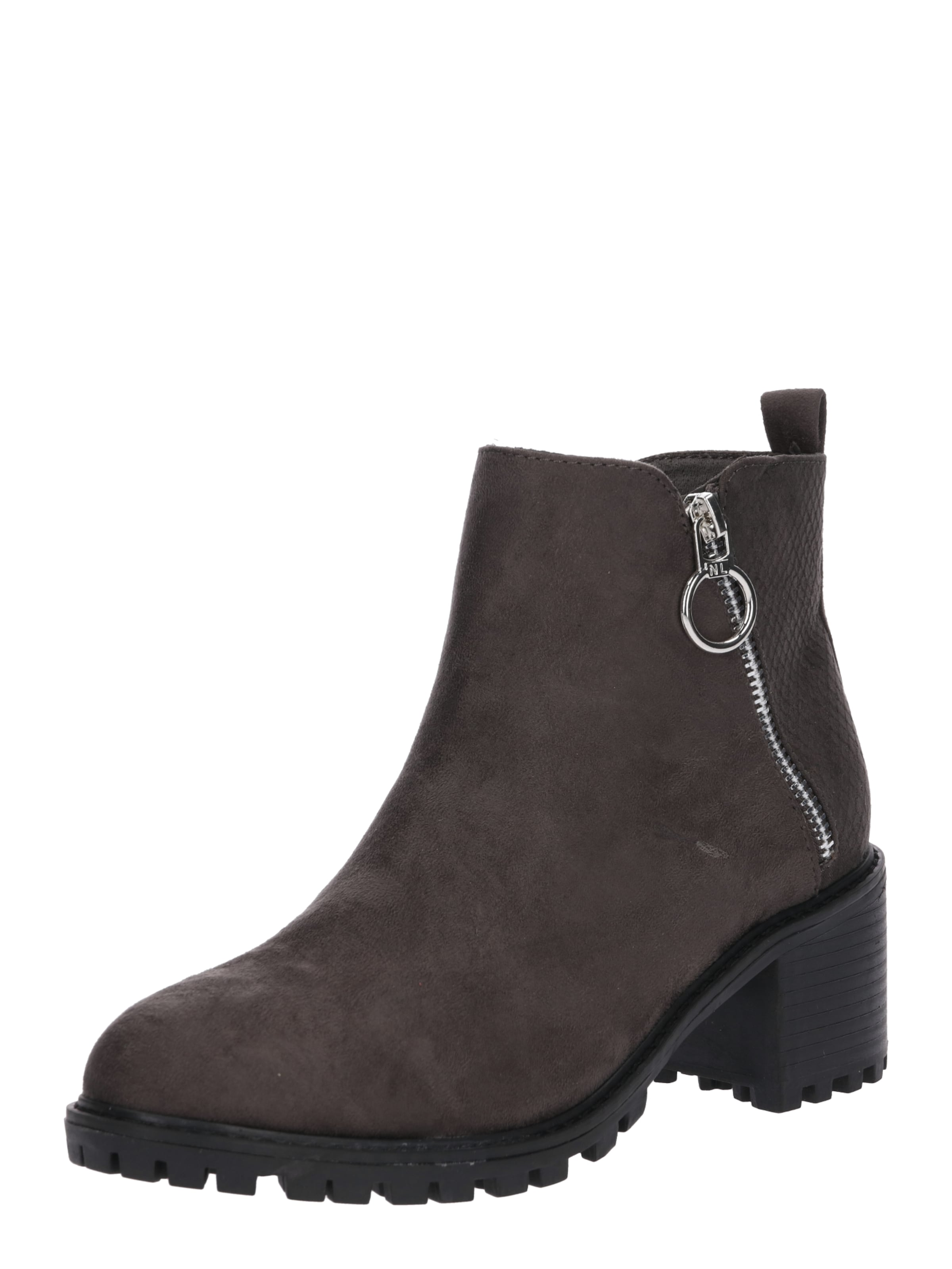 New 'chunky' En Bottines Look TaupeNoir 8k0wOnPX