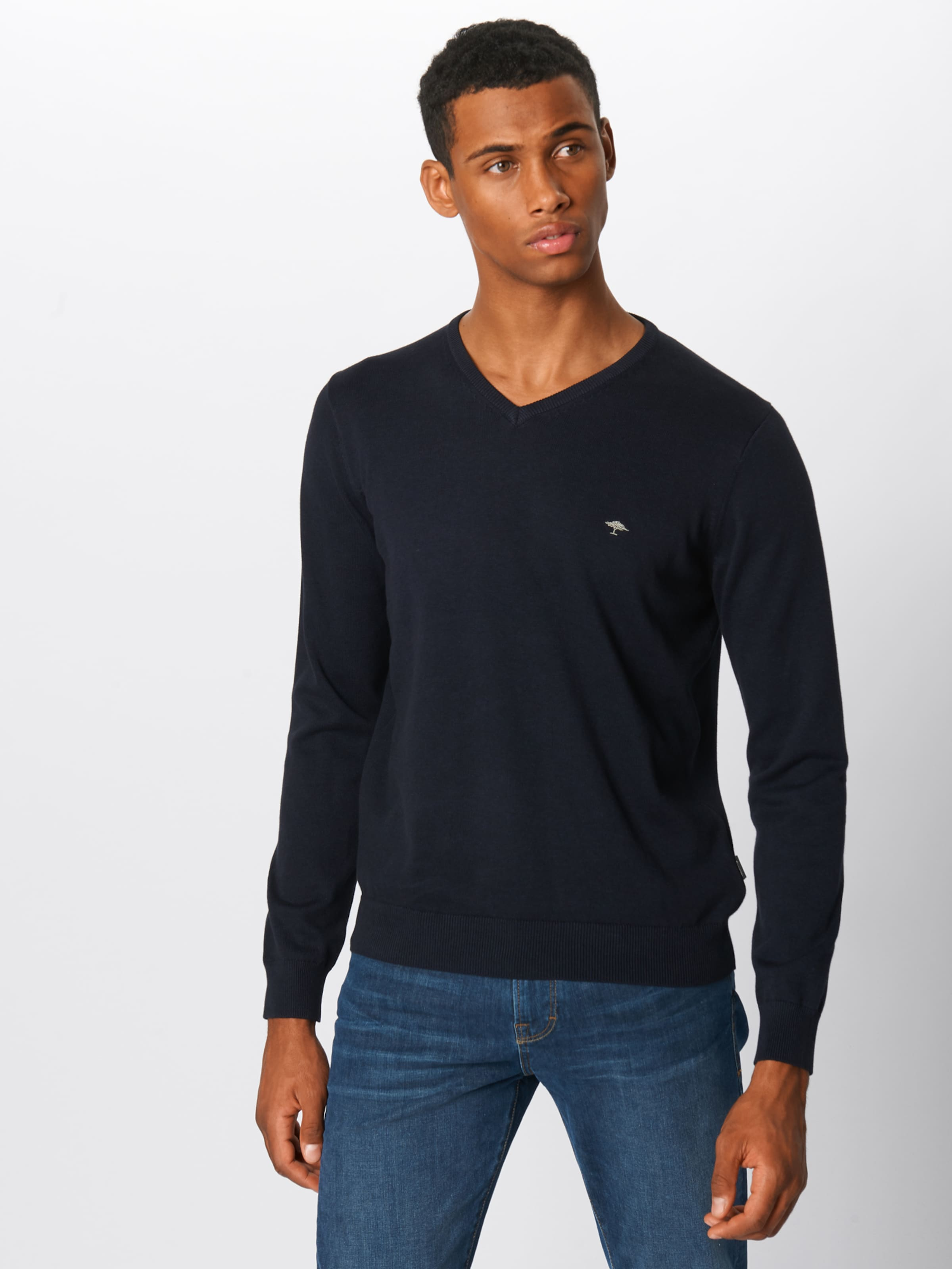In hatton Fynch Pullover Fynch Pullover In Navy Fynch Navy hatton 7fgybY6