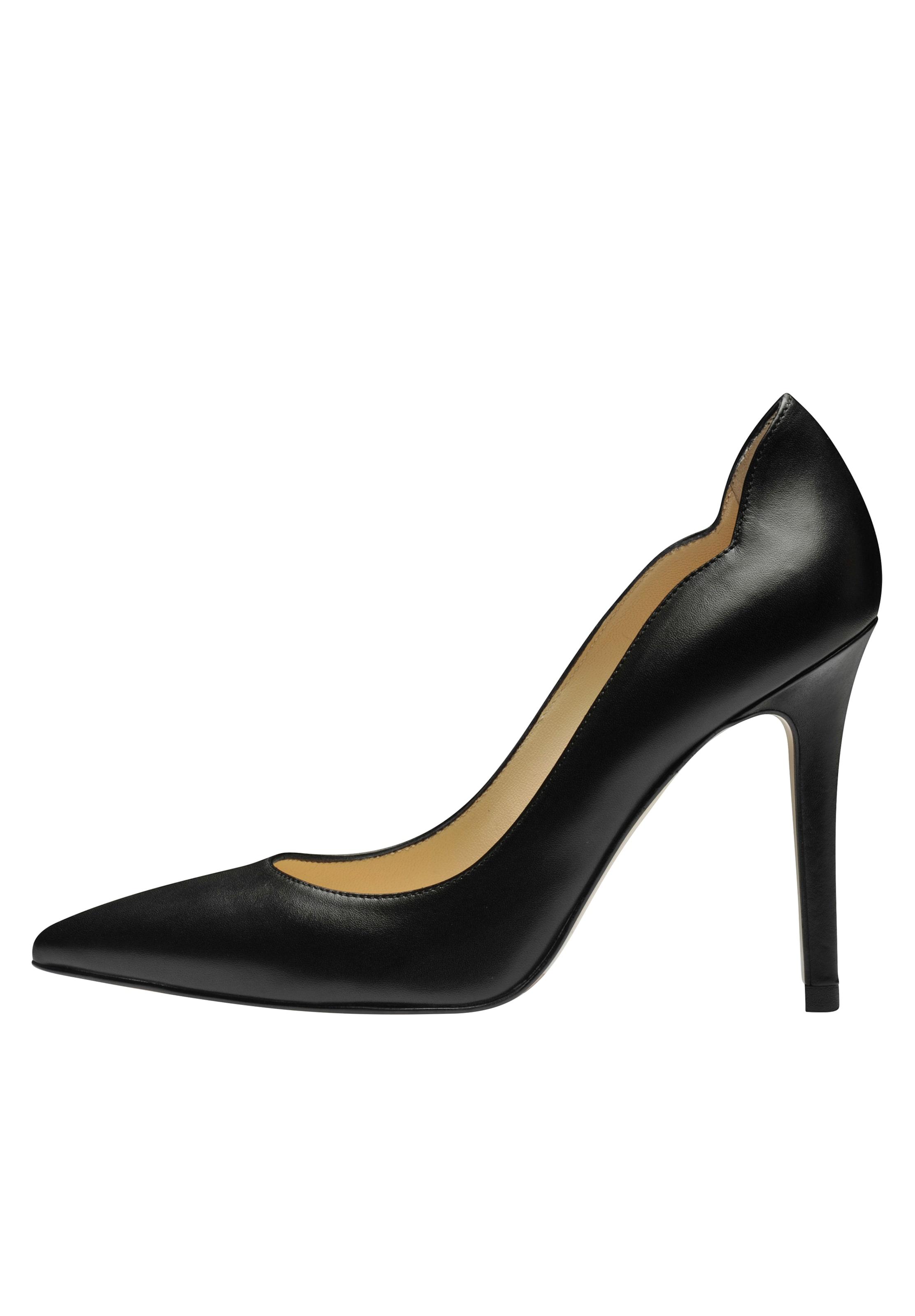 Evita En Escarpins Noir Noir Evita Escarpins En vIfgYb6y7