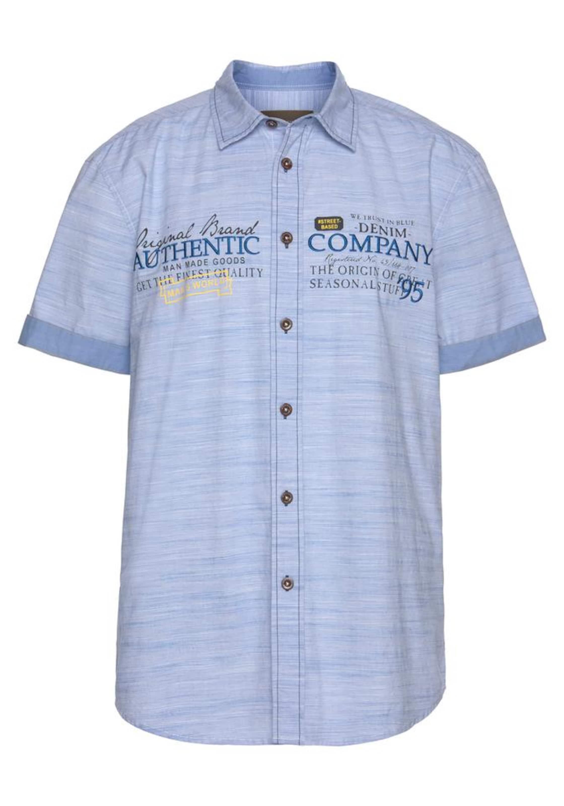 World Hemd In Man's Schwarz RoyalblauGelb kiPXTZOu