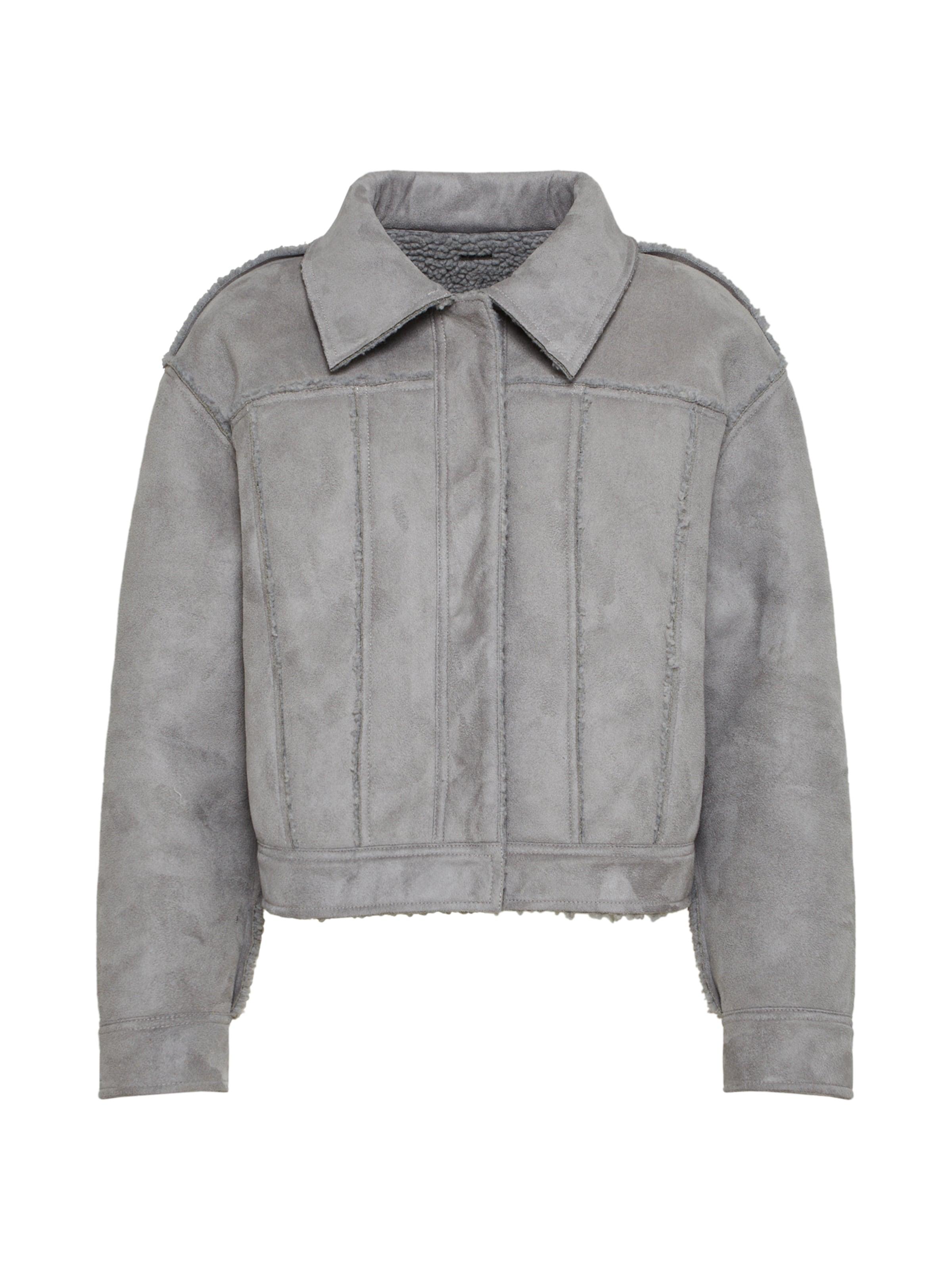 'andrea' Jeans Jacke In Grau Pepe rEdWQxoBCe