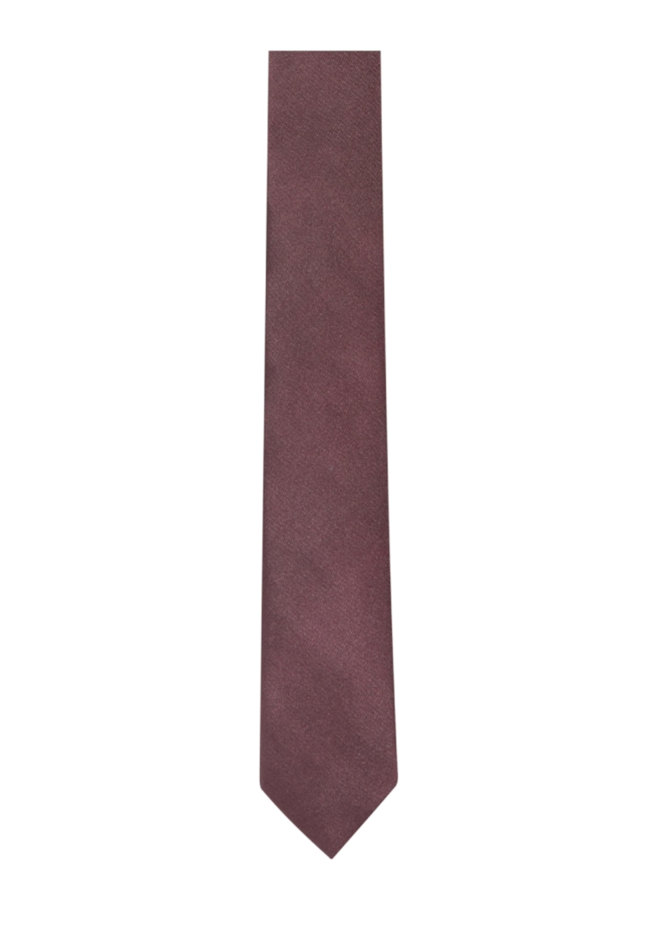 Slim Cravate En Seidensticker ' Gris 35R4AjL