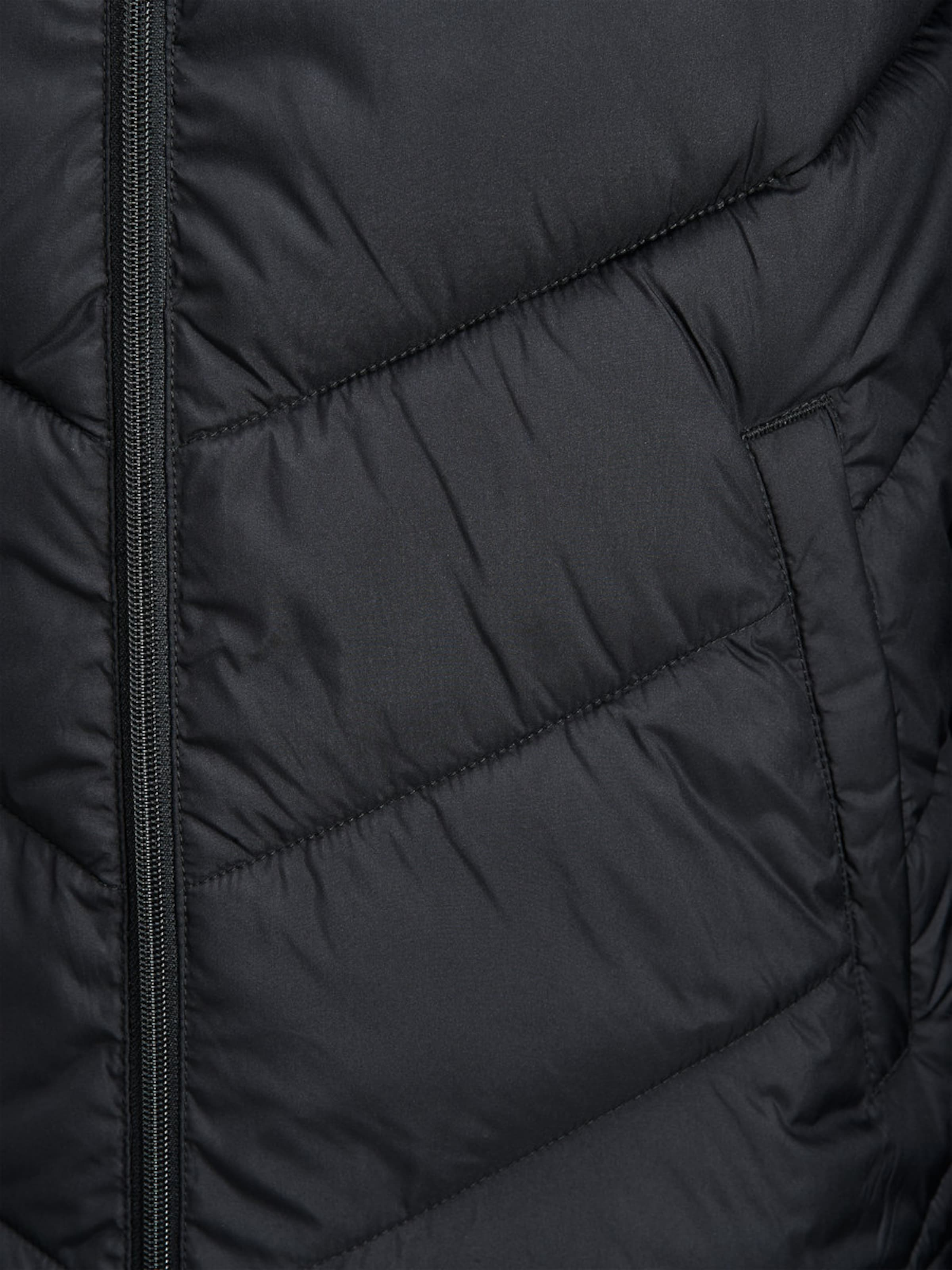 Produkt Veste Noir Mi saison En wm8nN0