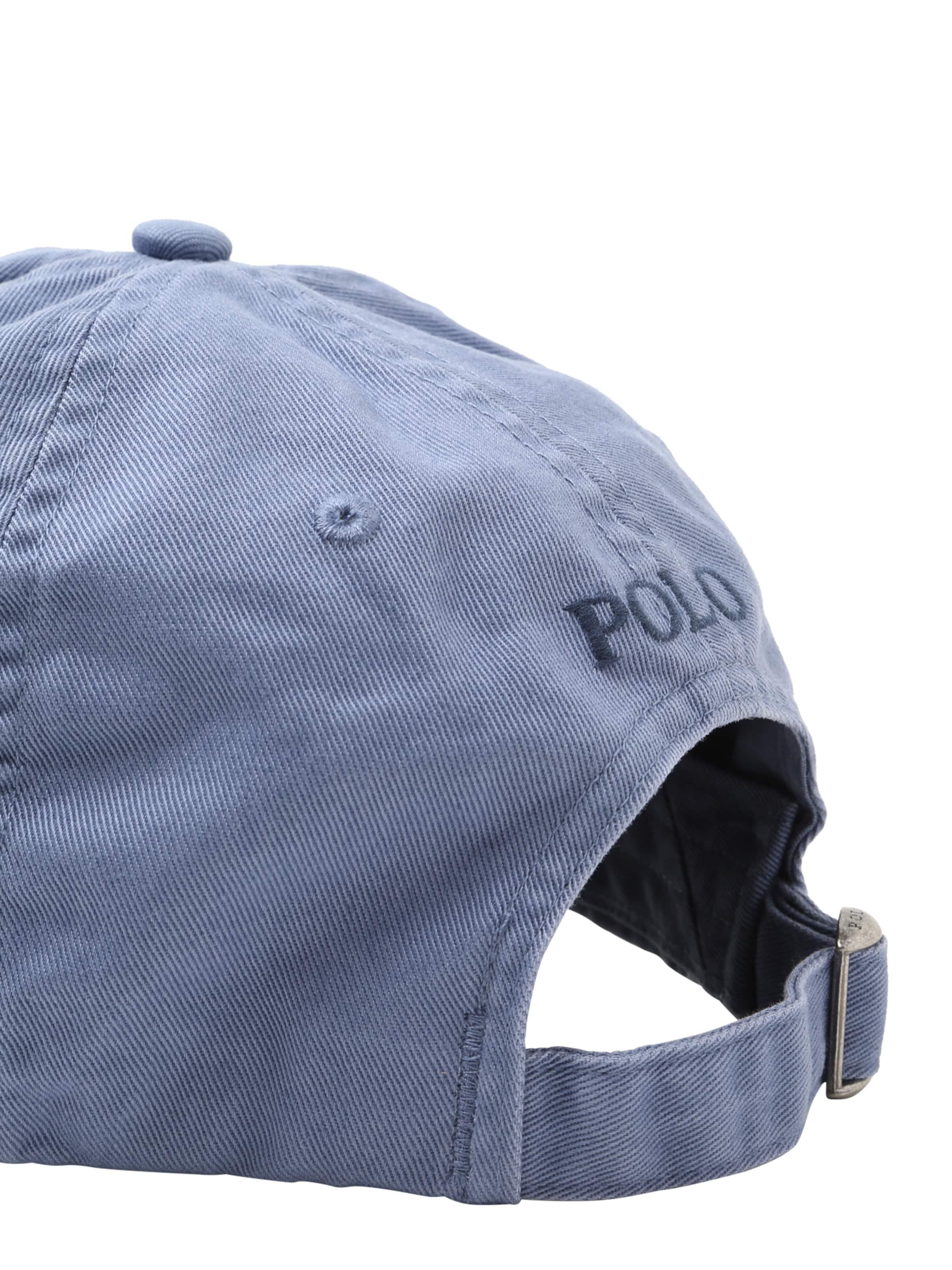 gris Bleu Lauren Casquette Polo En Ralph trsChQd