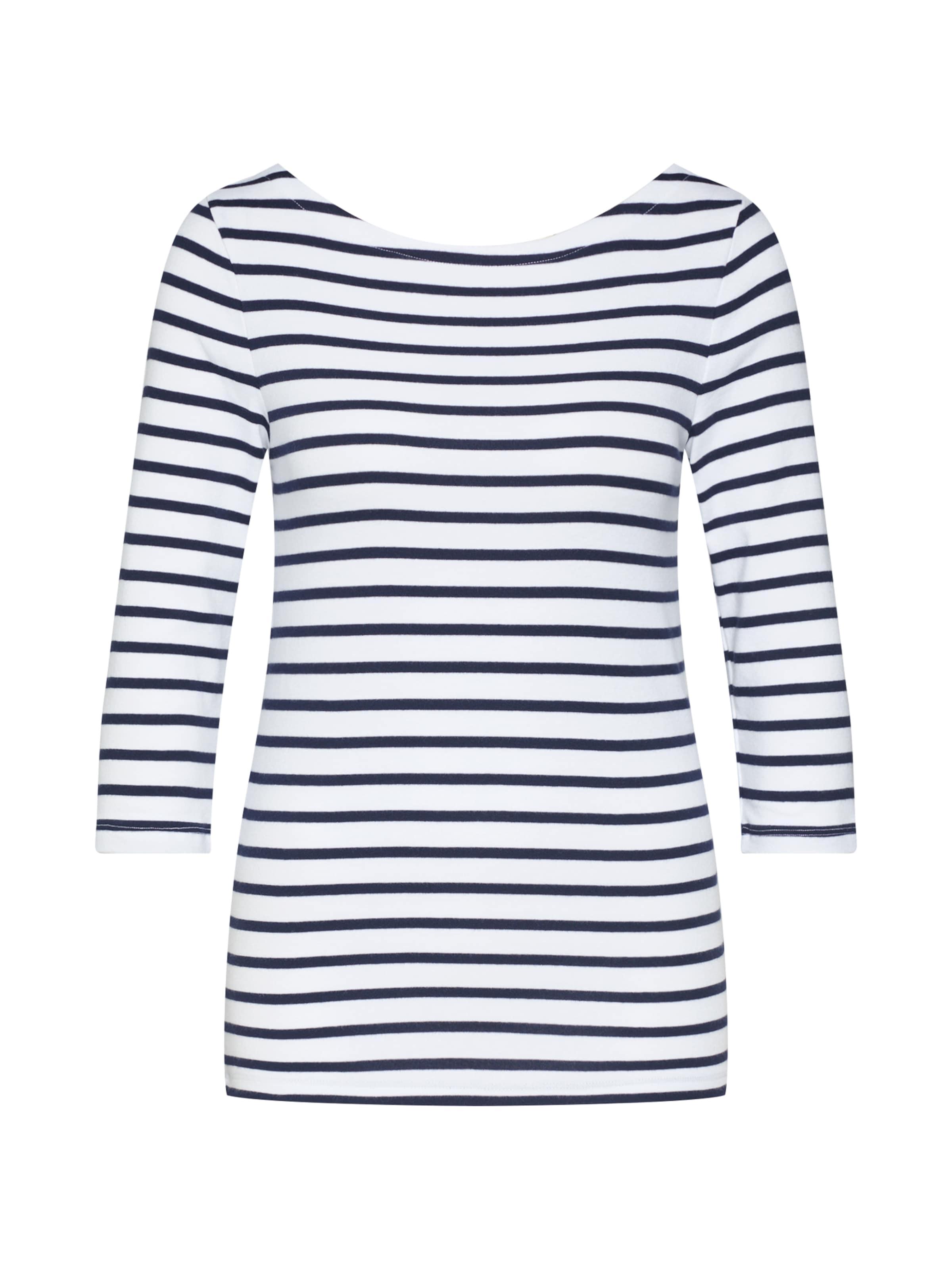 En Gap shirt Mod 'ss Bk Ballet Str' T Bourgogne 6fgb7y