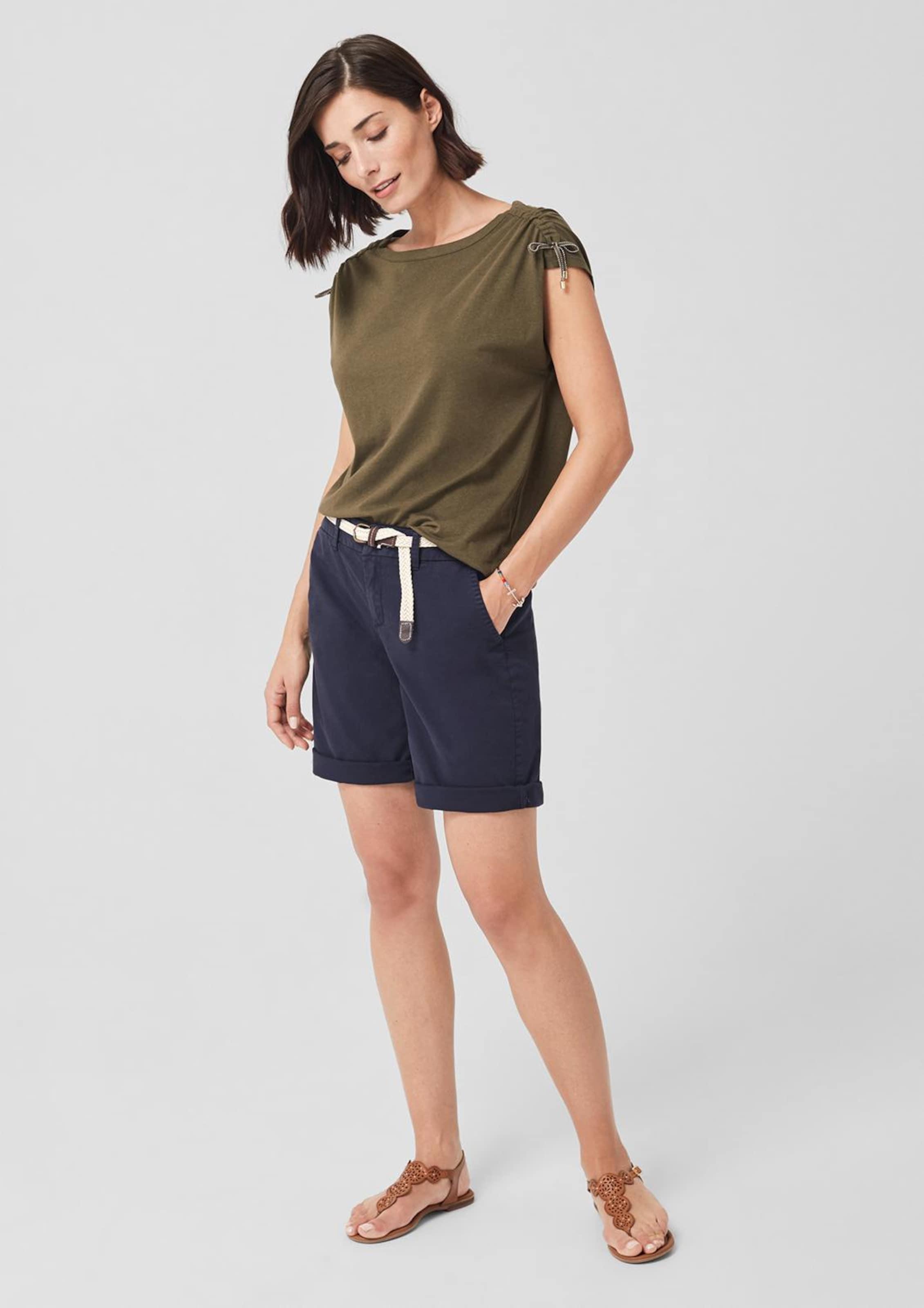 Red MarineWeiß S Shorts oliver In Label zGqSMVpU