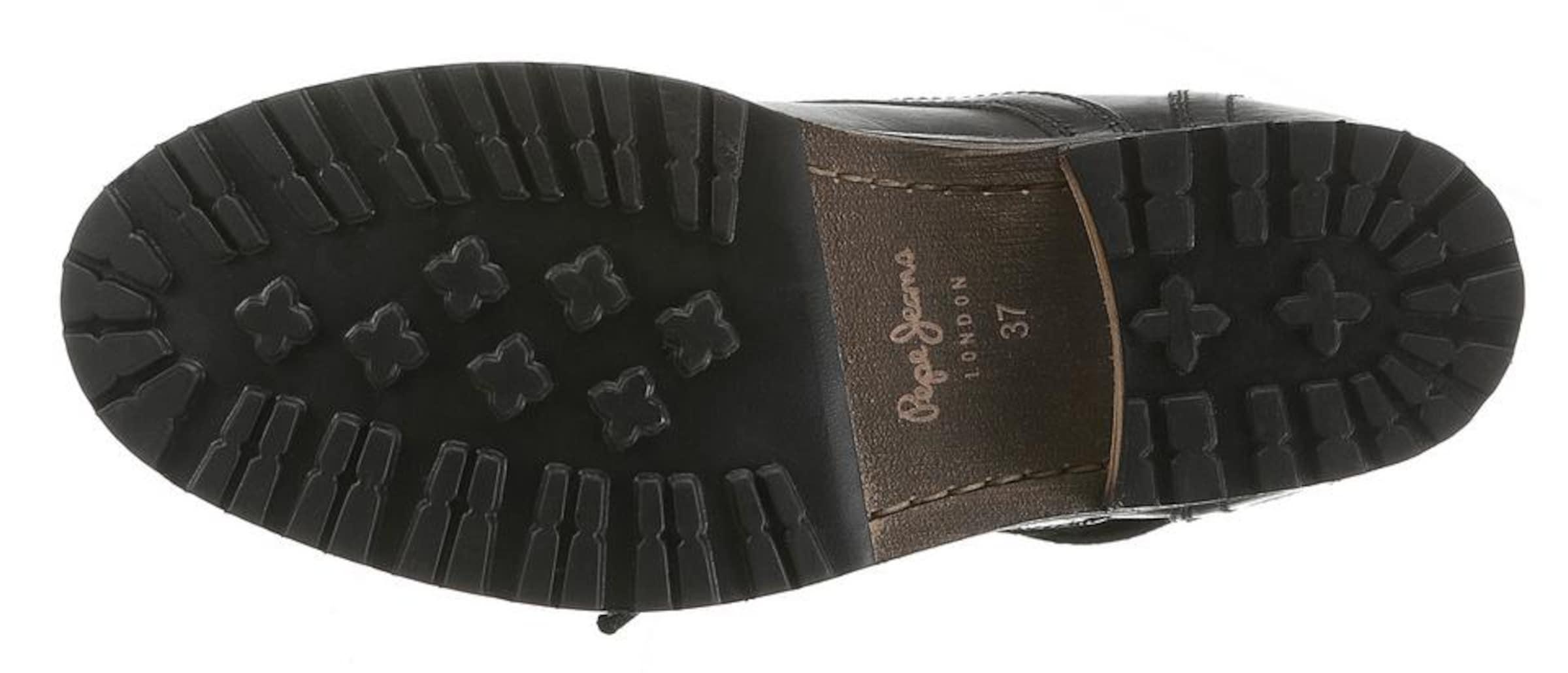 Bottes Noir En Bottes Pepe Pepe Jeans Jeans Noir En rxQtsChd