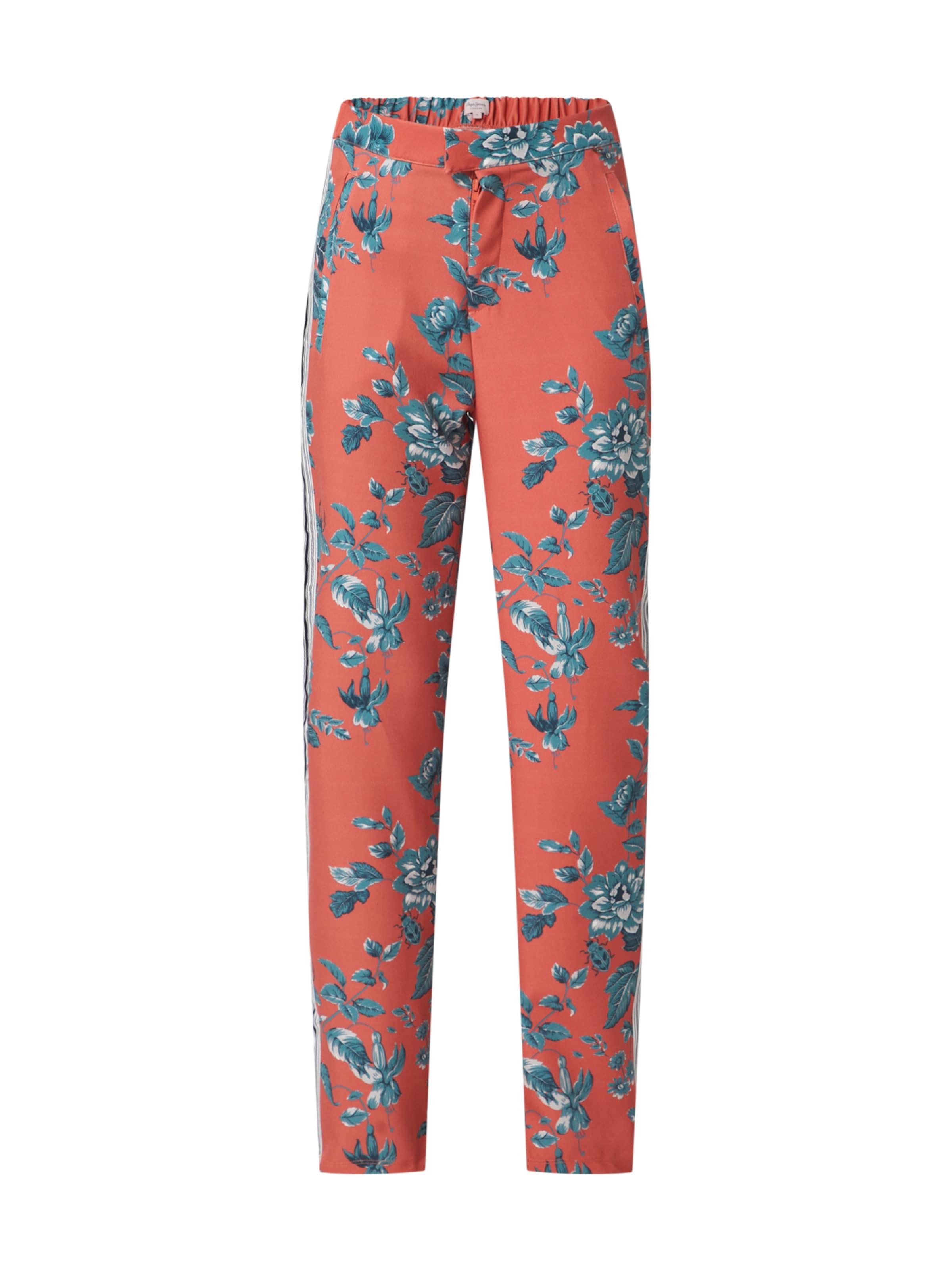 Pepe 'marta' En Jeans Pantalon Rouge NOnP80wkX