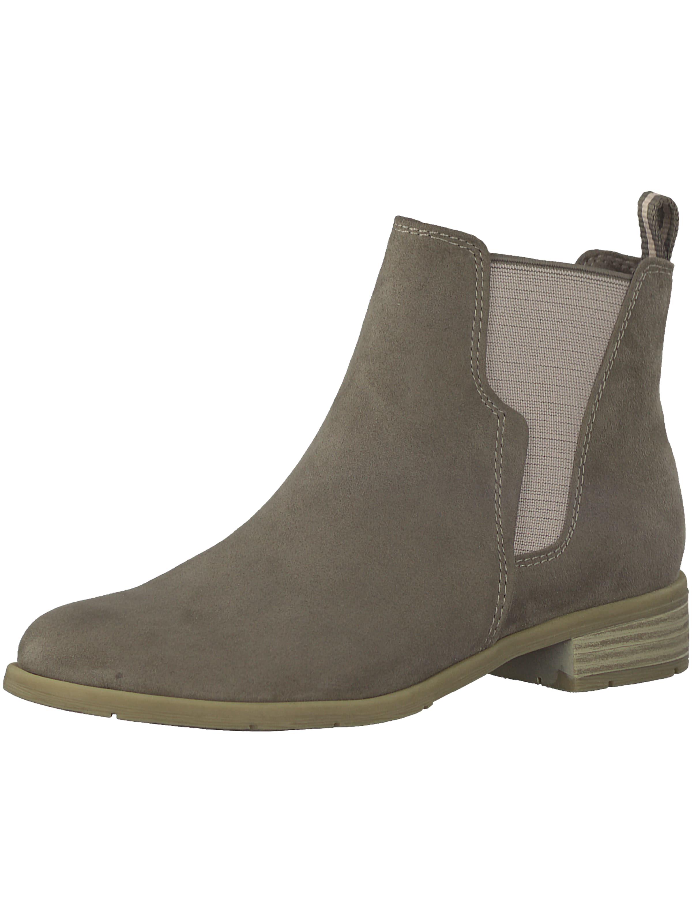 Taupe En Boots Chelsea Tozzi Marco LMGSUjqpzV
