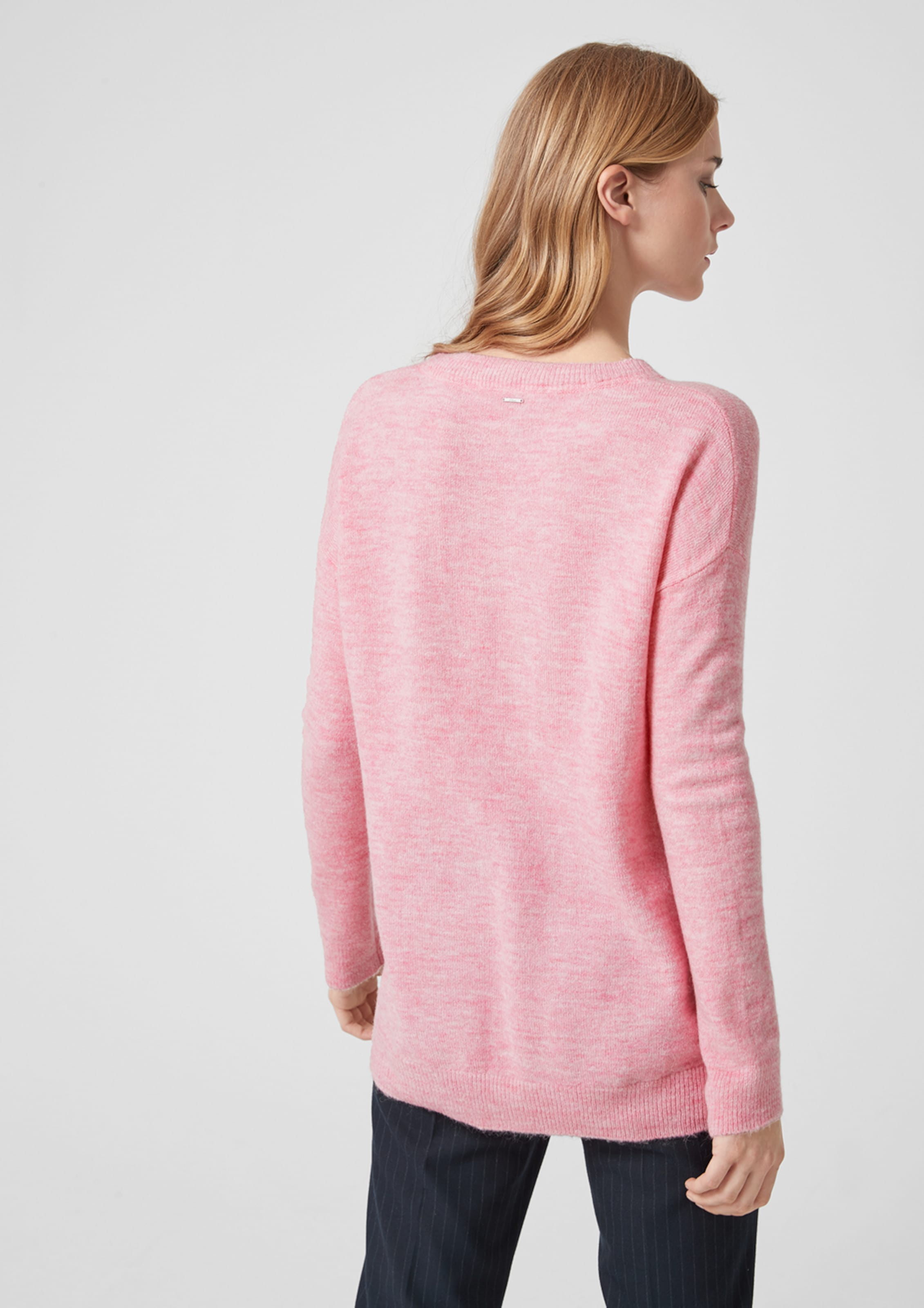 Pink S In oliver Pullover Label Red W9EIH2D